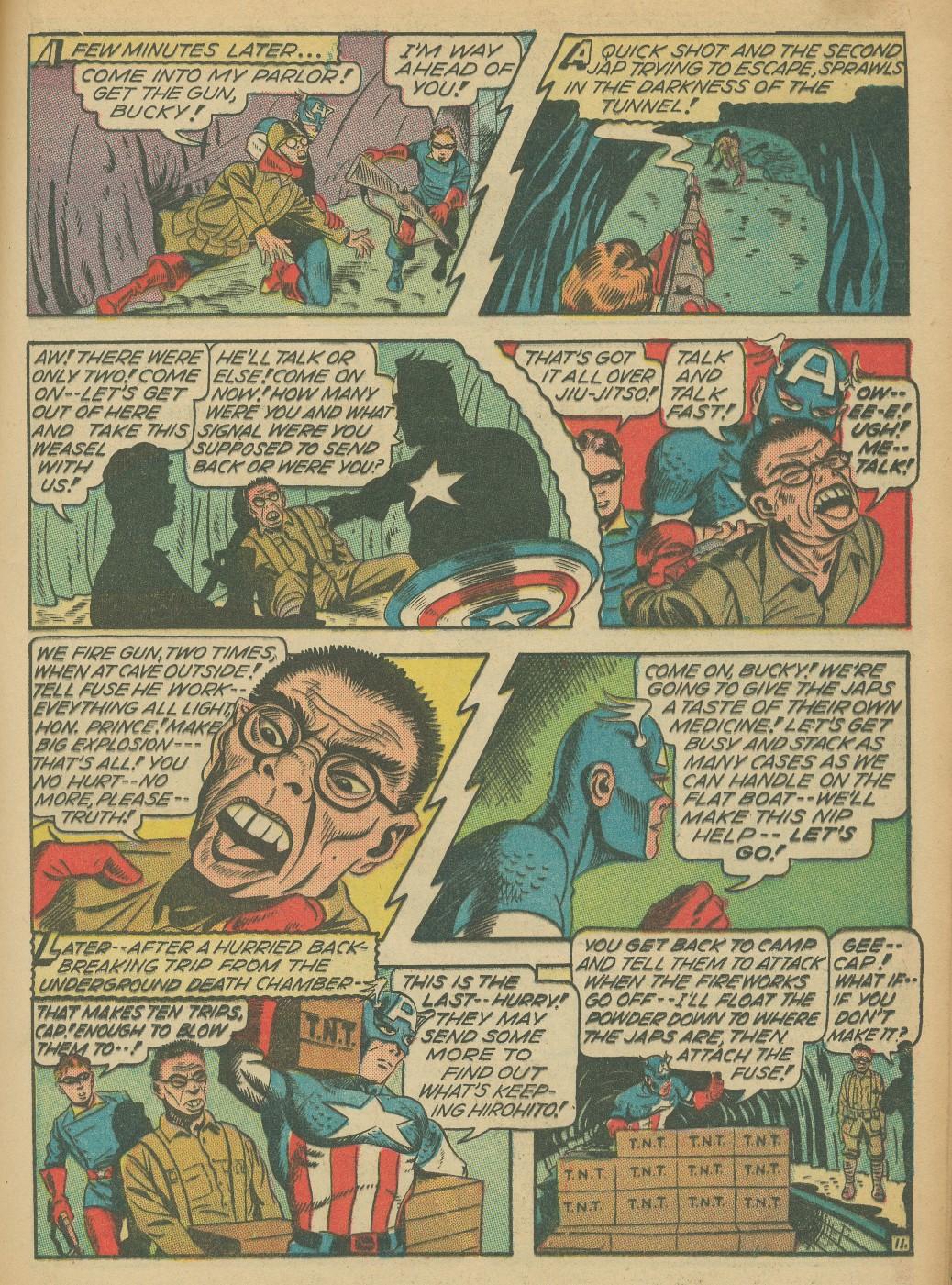 Read online All-Winners Comics comic -  Issue #8 - 27
