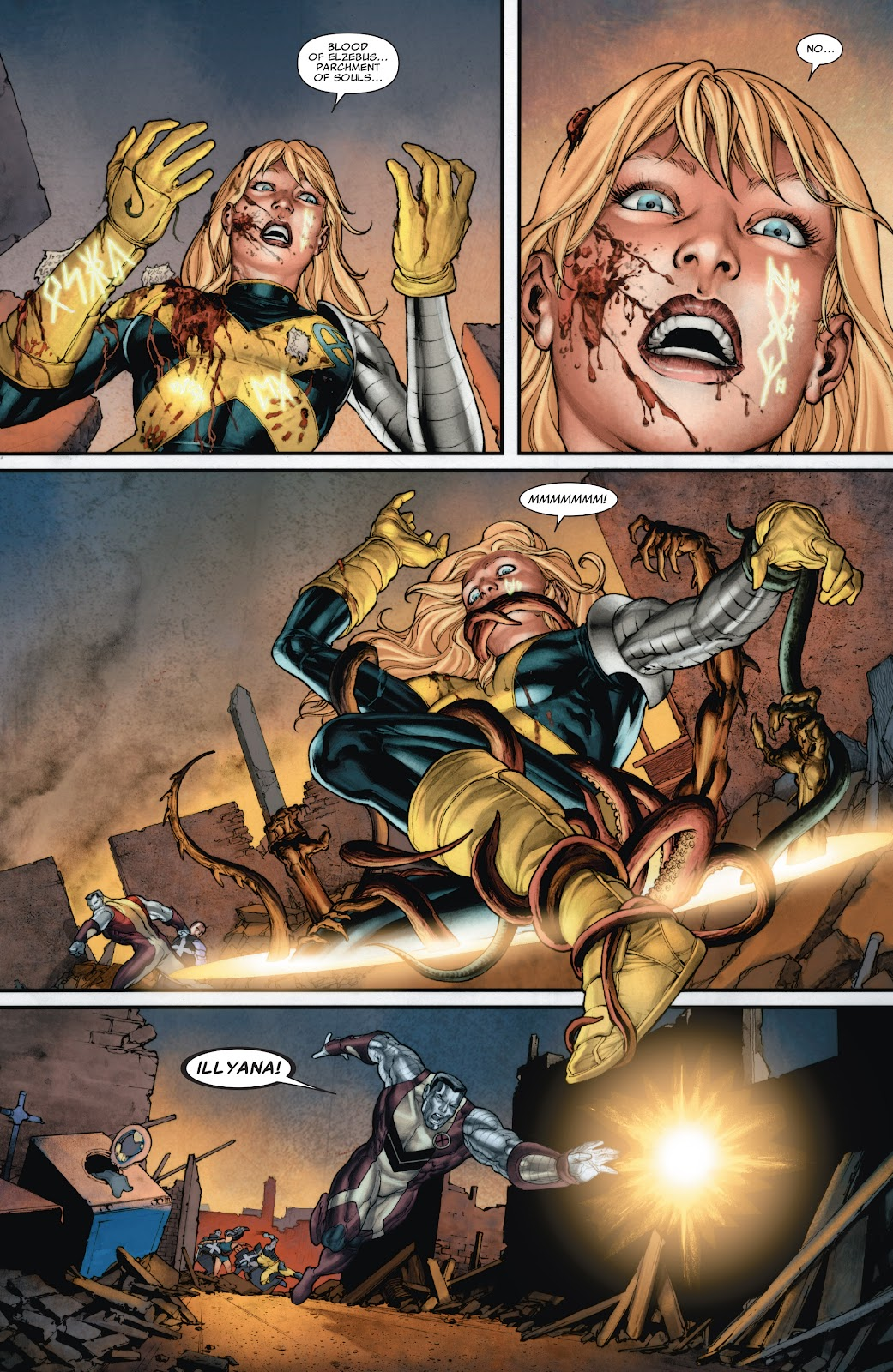 Read online X-Men: Second Coming comic -  Issue # _TPB (Part 1) - 72