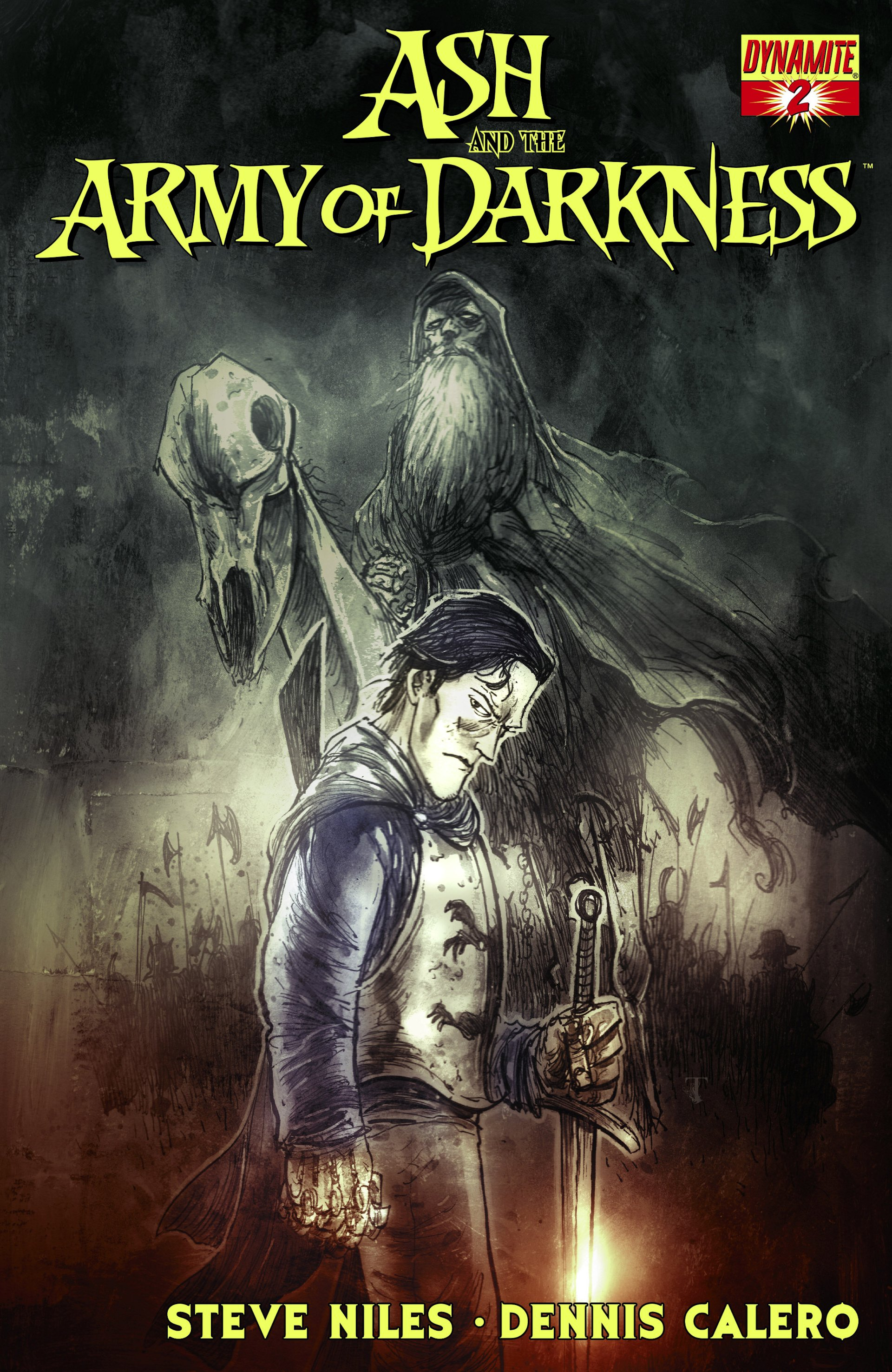 Read online Ash and the Army of Darkness comic -  Issue #2 - 1