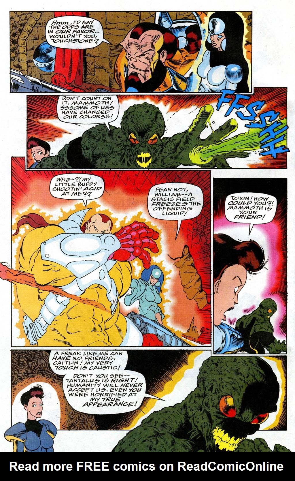 Read online Blackwulf comic -  Issue #10 - 5