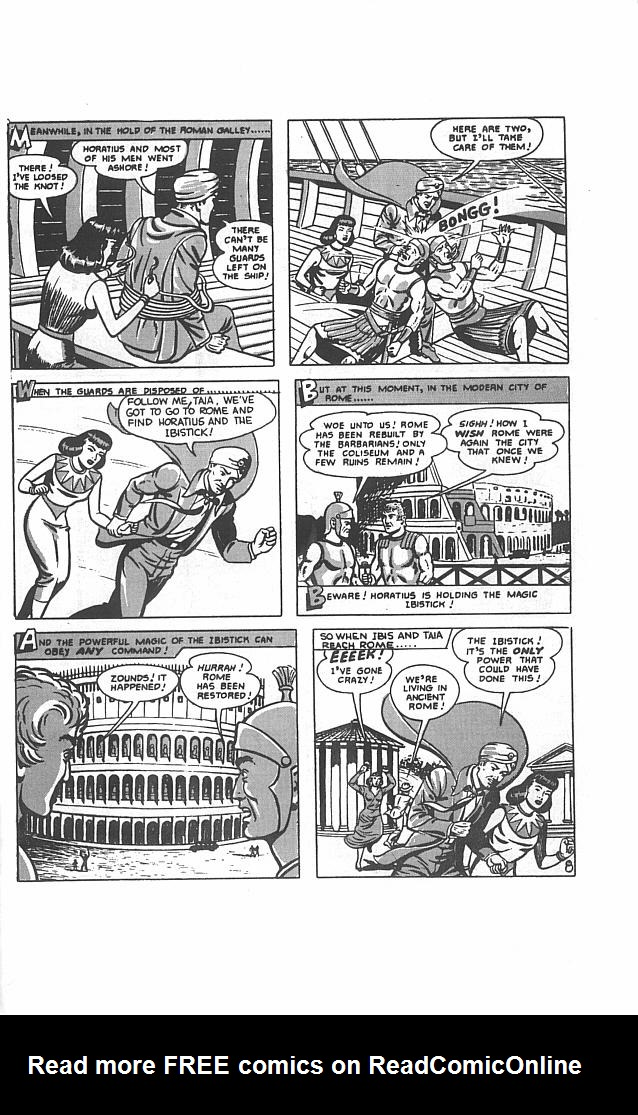 Read online Men of Mystery Comics comic -  Issue #24 - 43