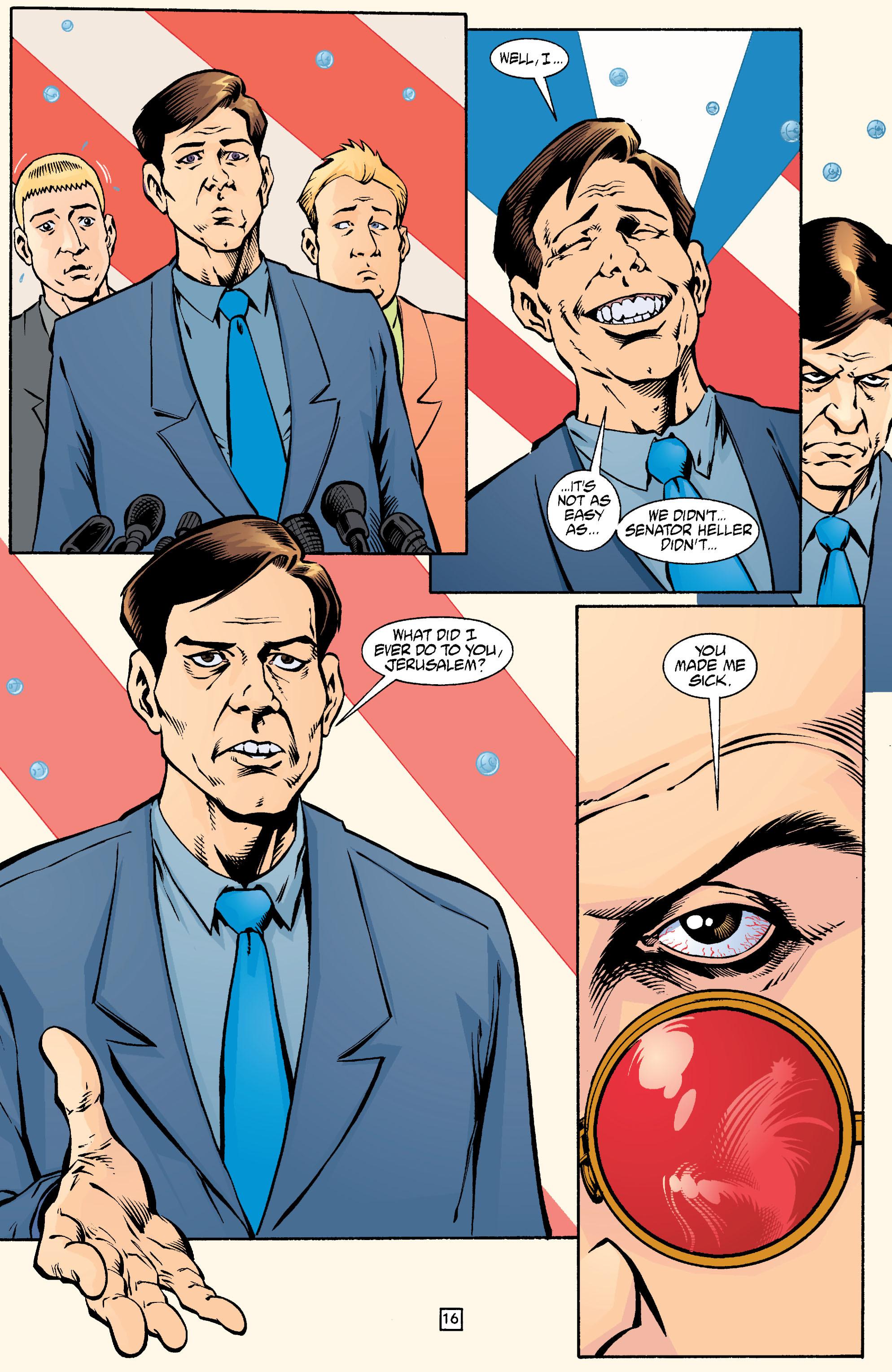 Read online Transmetropolitan comic -  Issue #18 - 17