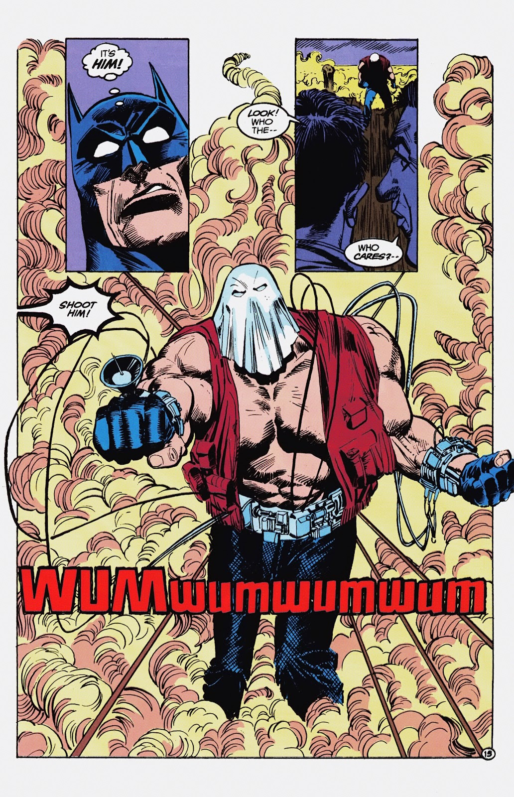 Read online Detective Comics (1937) comic -  Issue # _TPB Batman - Blind Justice (Part 1) - 20