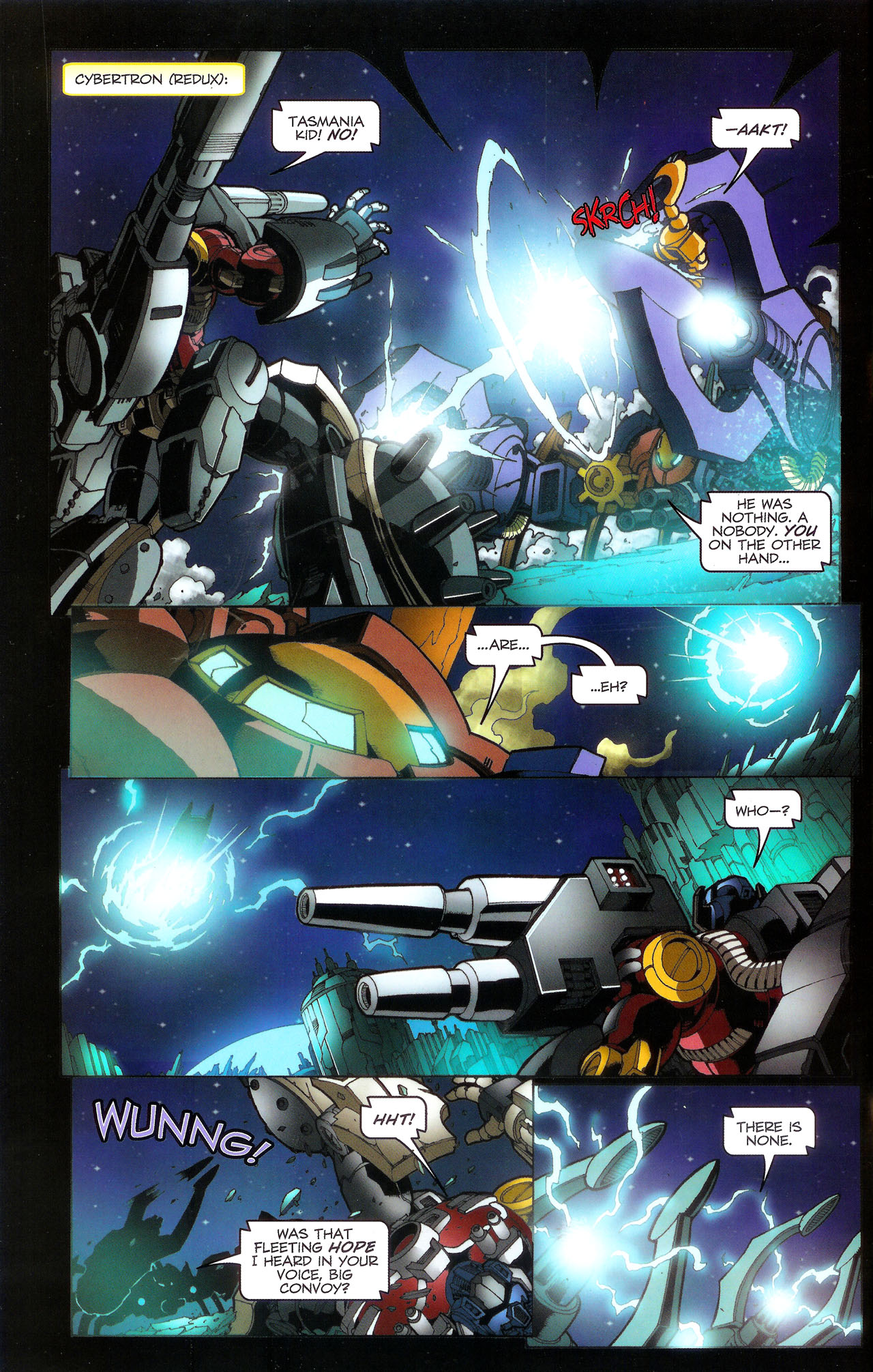 Read online Transformers: Beast Wars: The Ascending comic -  Issue #3 - 23