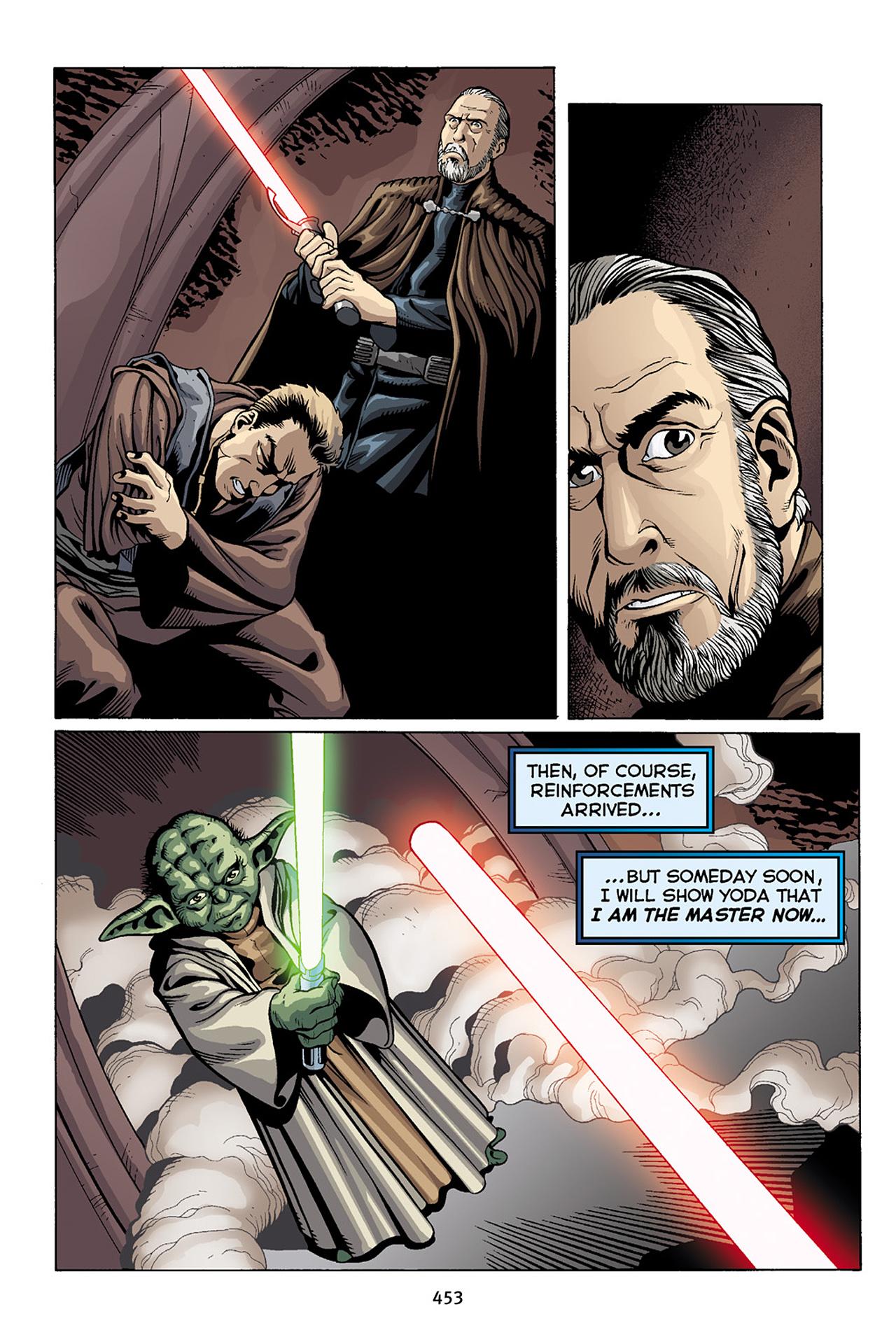 Read online Star Wars Omnibus comic -  Issue # Vol. 10 - 446
