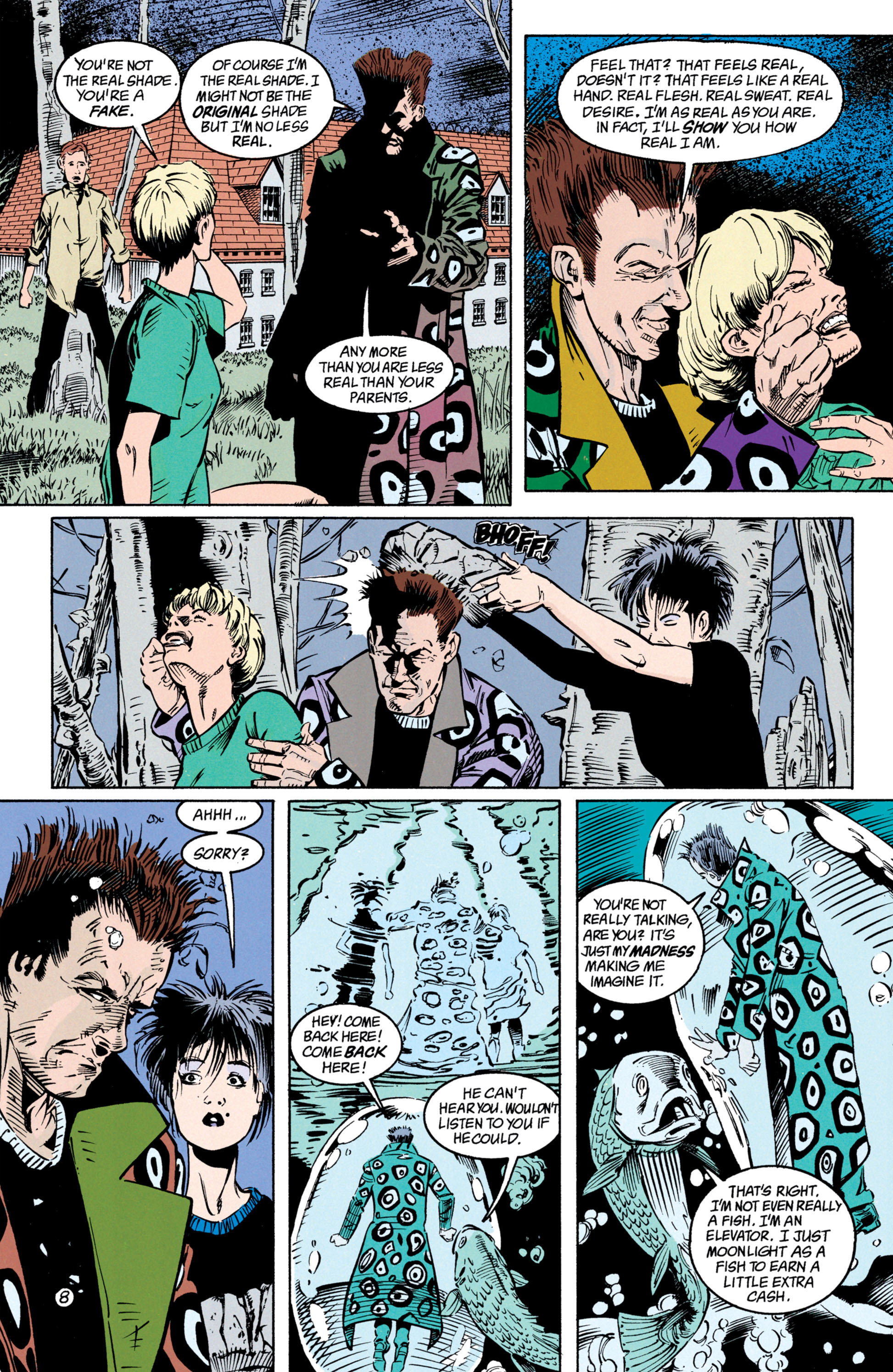 Read online Shade, the Changing Man comic -  Issue #39 - 9
