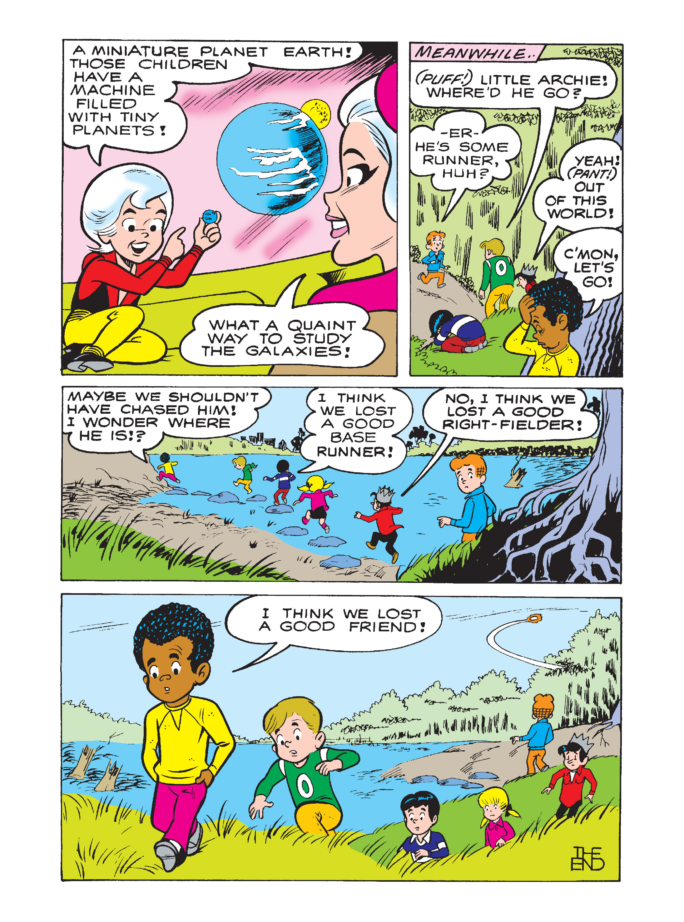Read online Archie 75th Anniversary Digest comic -  Issue #1 - 57