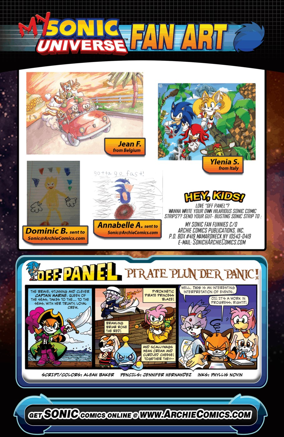 Read online Sonic Universe comic -  Issue #55 - 23