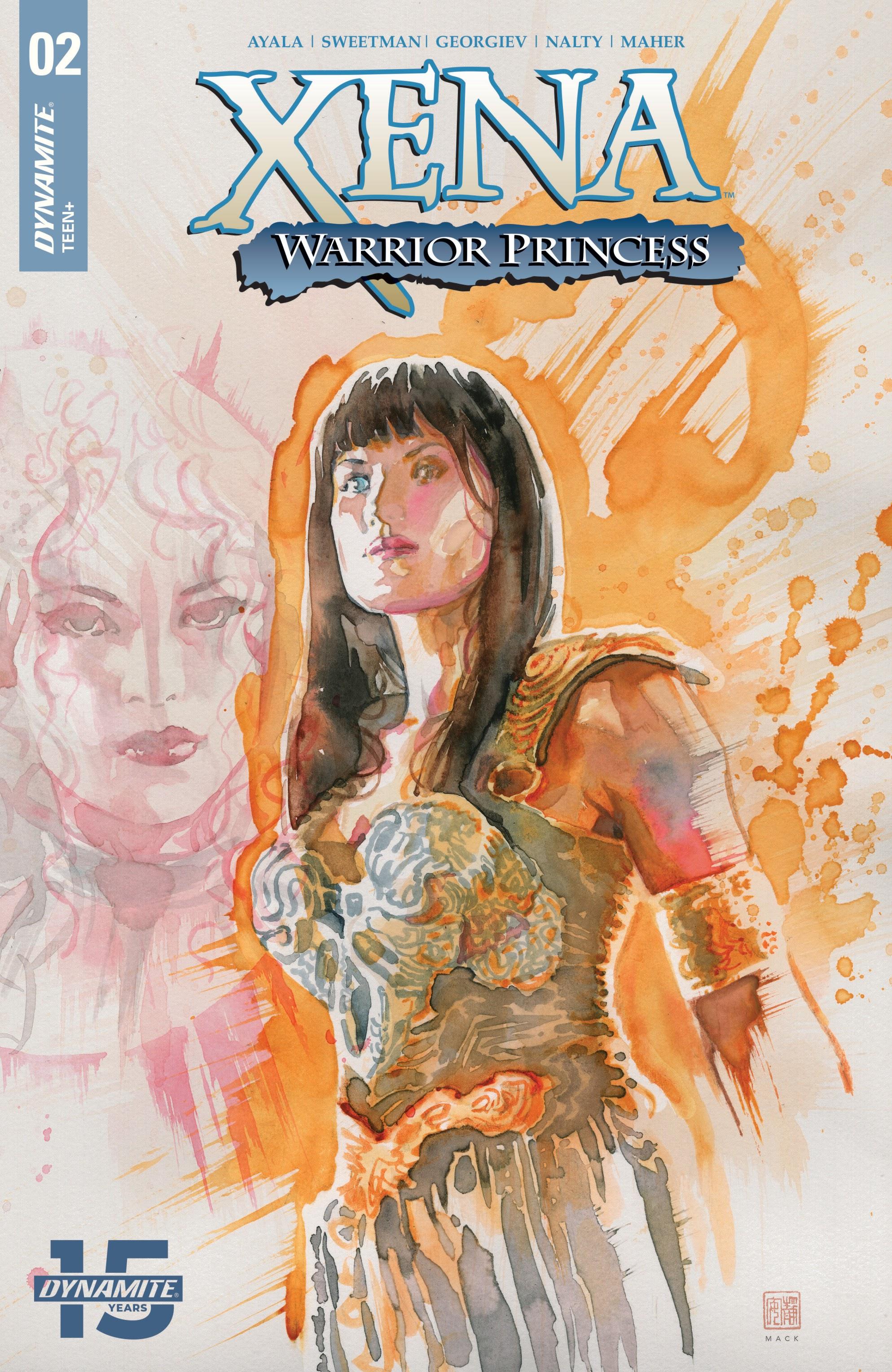Xena: Warrior Princess (2019) 2 Page 1