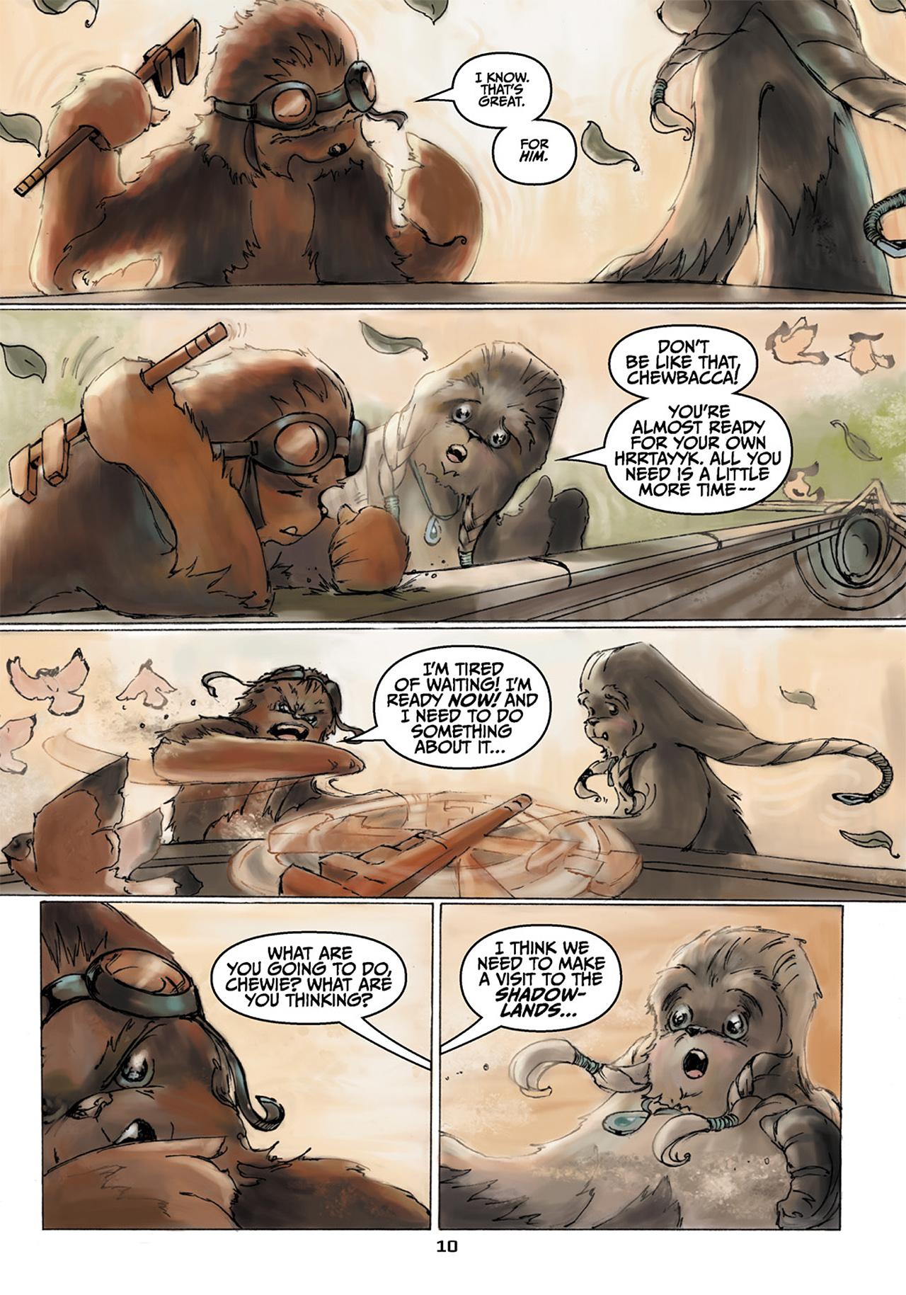 Read online Star Wars Omnibus comic -  Issue # Vol. 33 - 408