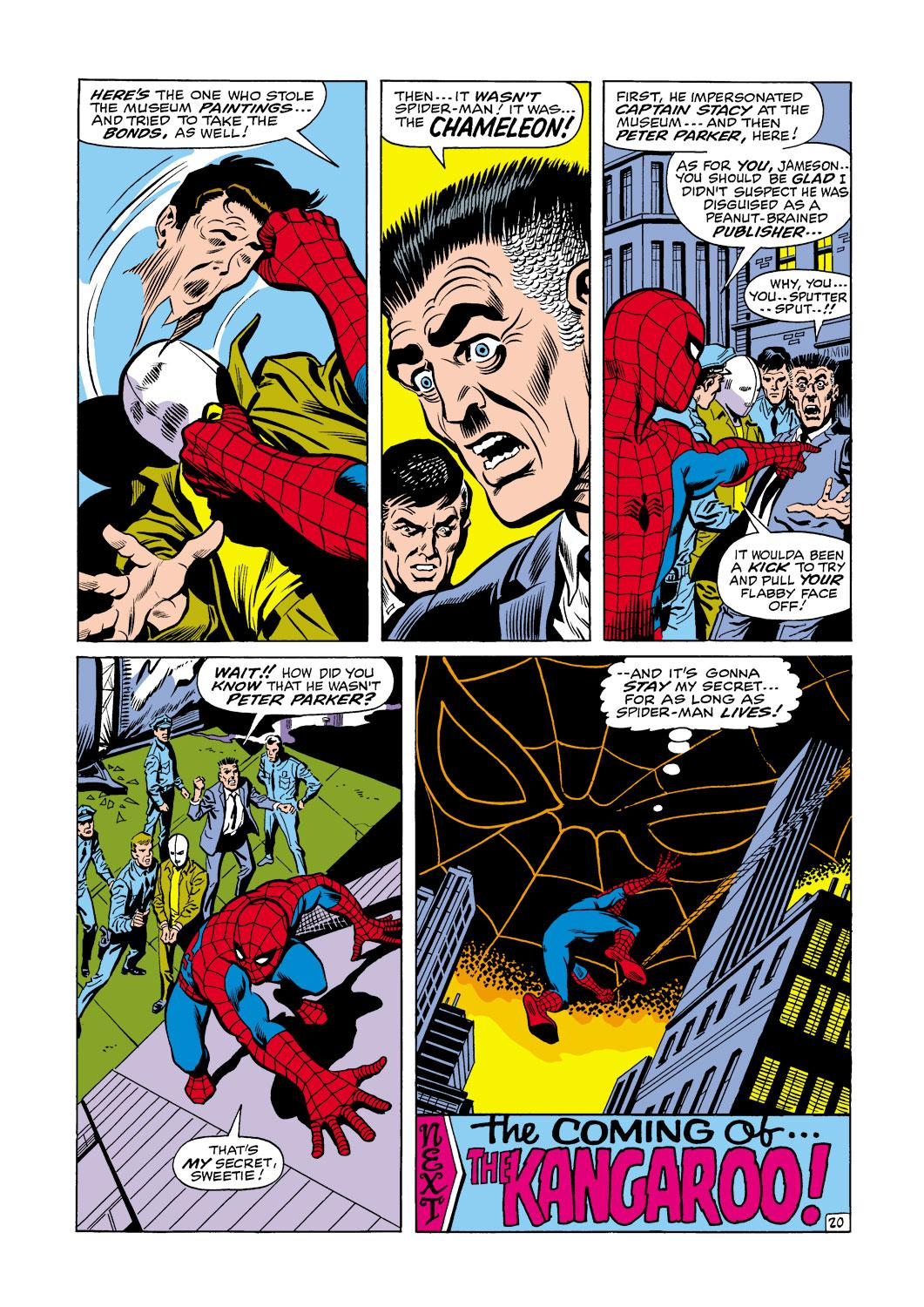 The Amazing Spider-Man (1963) 80 Page 20