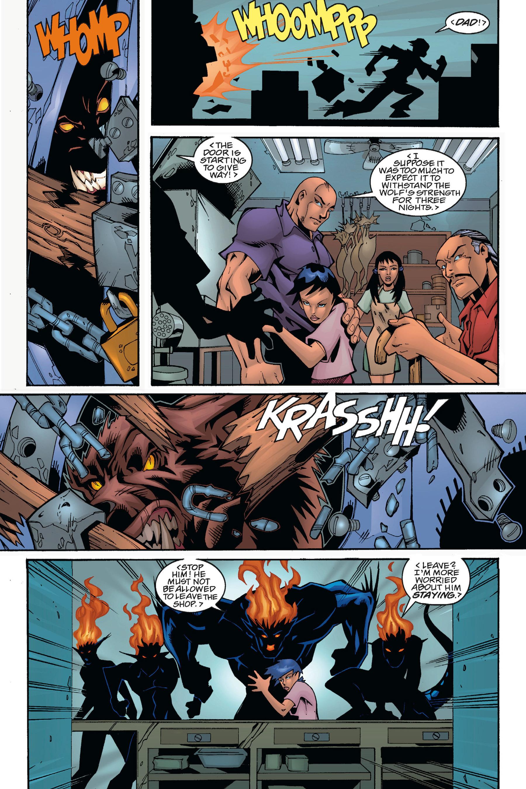 Read online Buffy the Vampire Slayer: Omnibus comic -  Issue # TPB 5 - 302