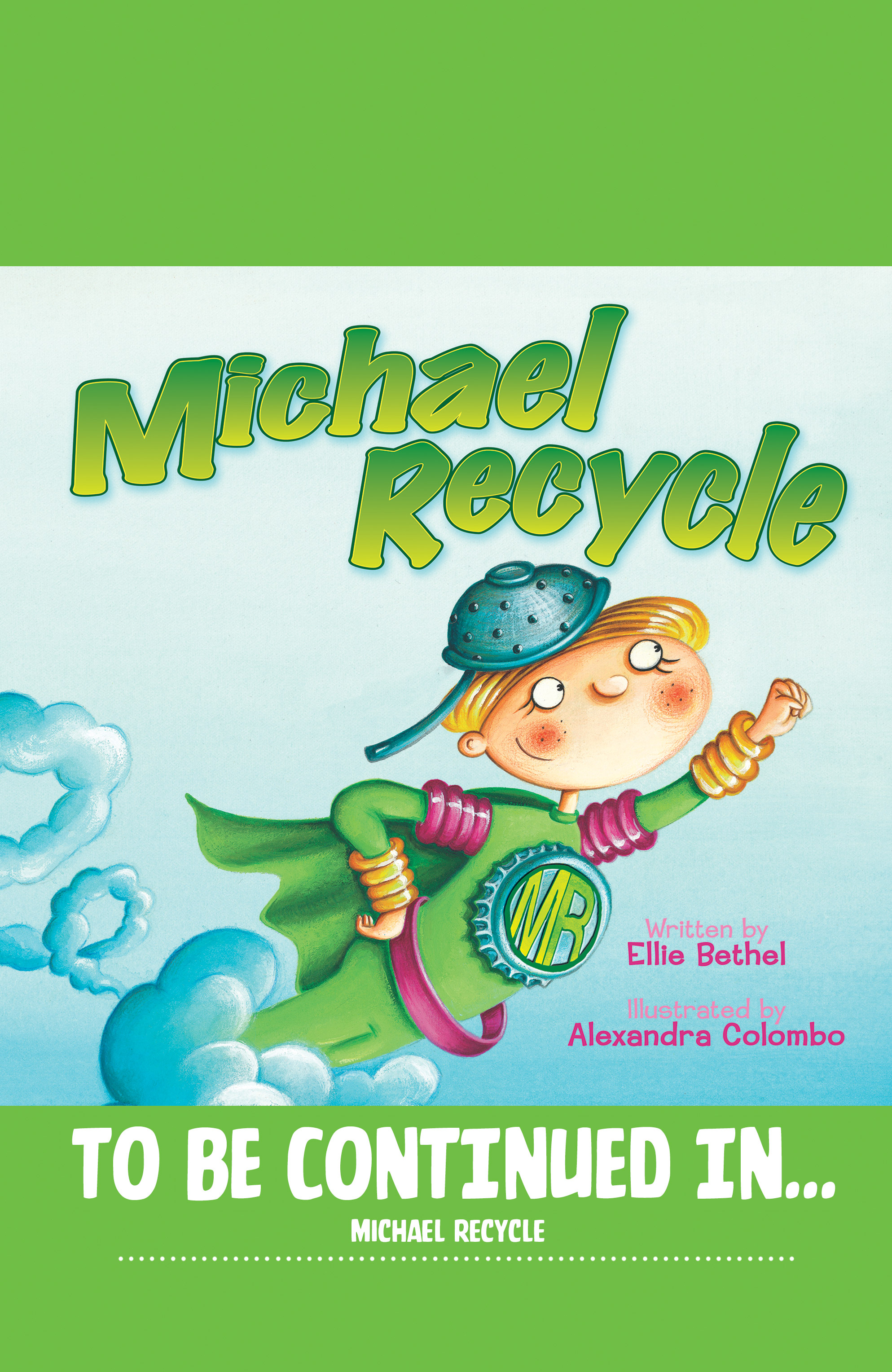 Read online Michael Recycle comic -  Issue #4 - 32