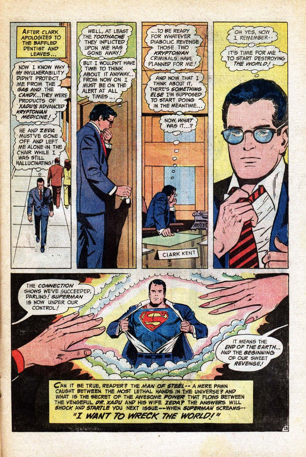 Read online Action Comics (1938) comic -  Issue #434 - 20