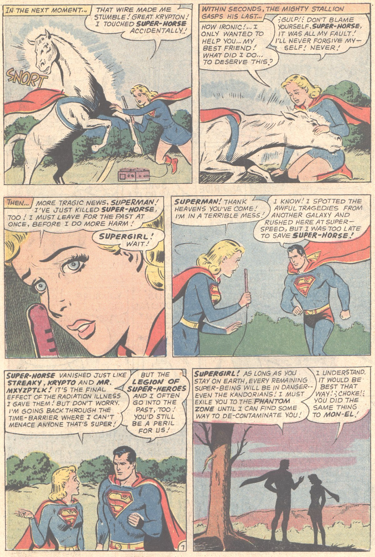 Read online Adventure Comics (1938) comic -  Issue #398 - 10