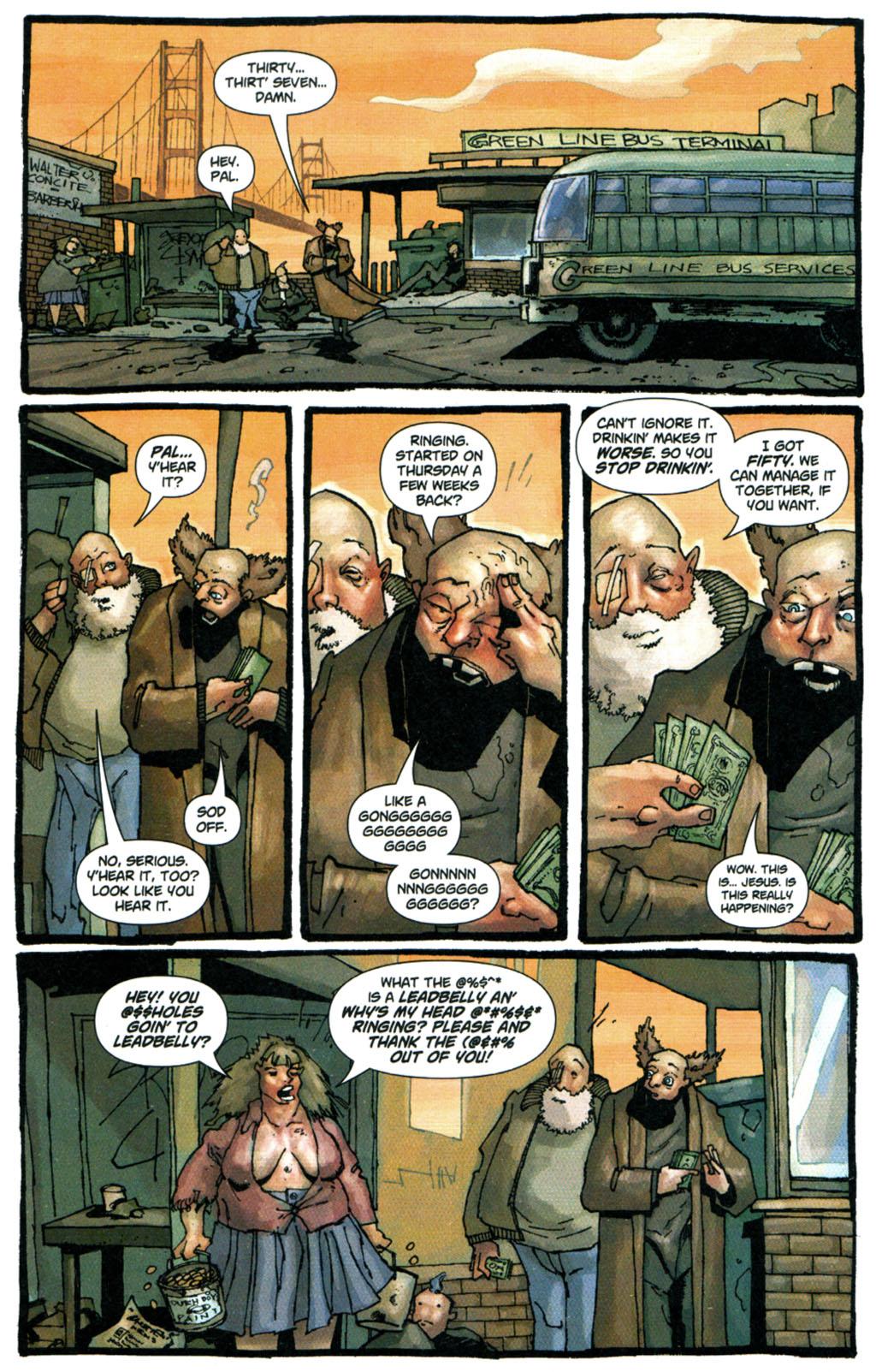Read online Enginehead comic -  Issue #5 - 15