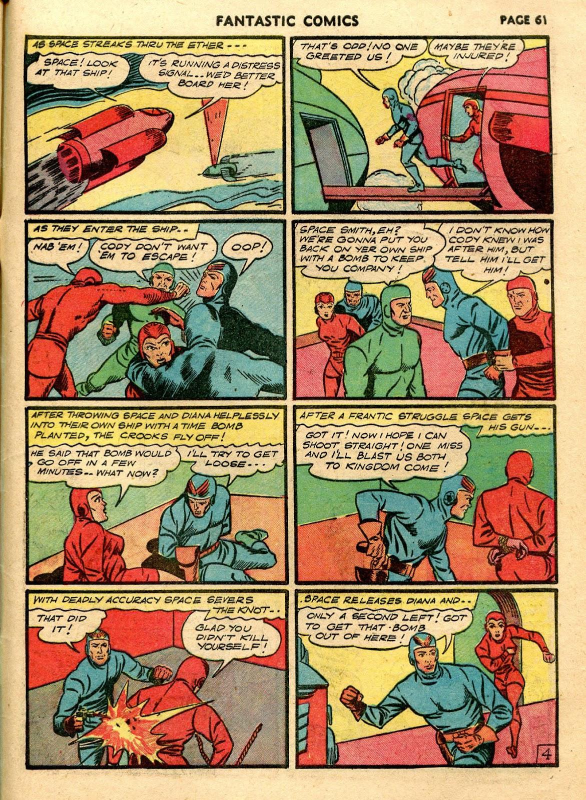 Read online Fantastic Comics comic -  Issue #21 - 59