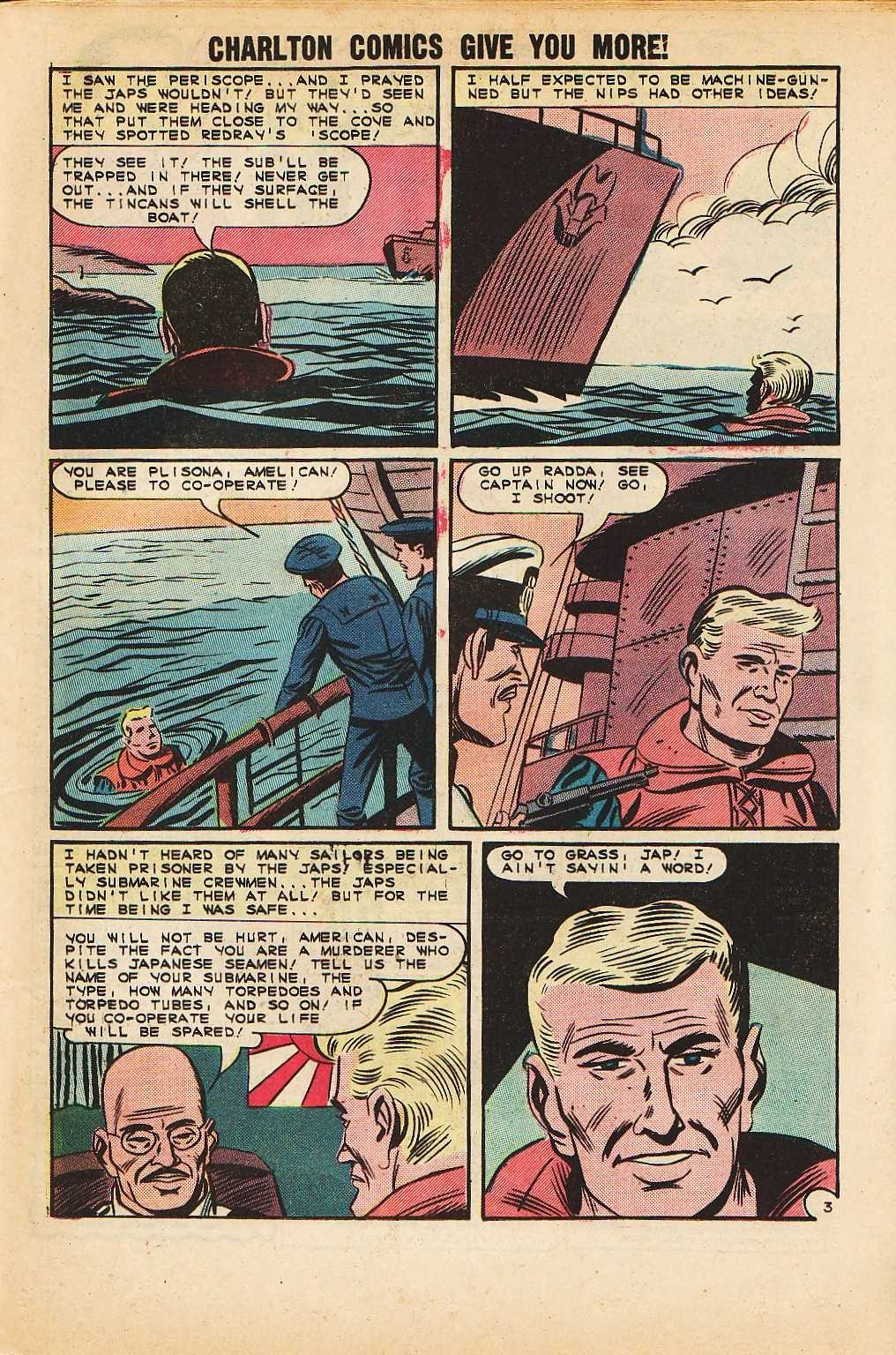 Read online Fightin' Navy comic -  Issue #116 - 21