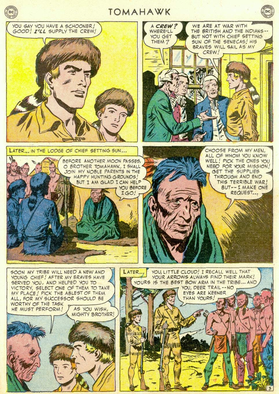 Tomahawk issue 1 - Page 15