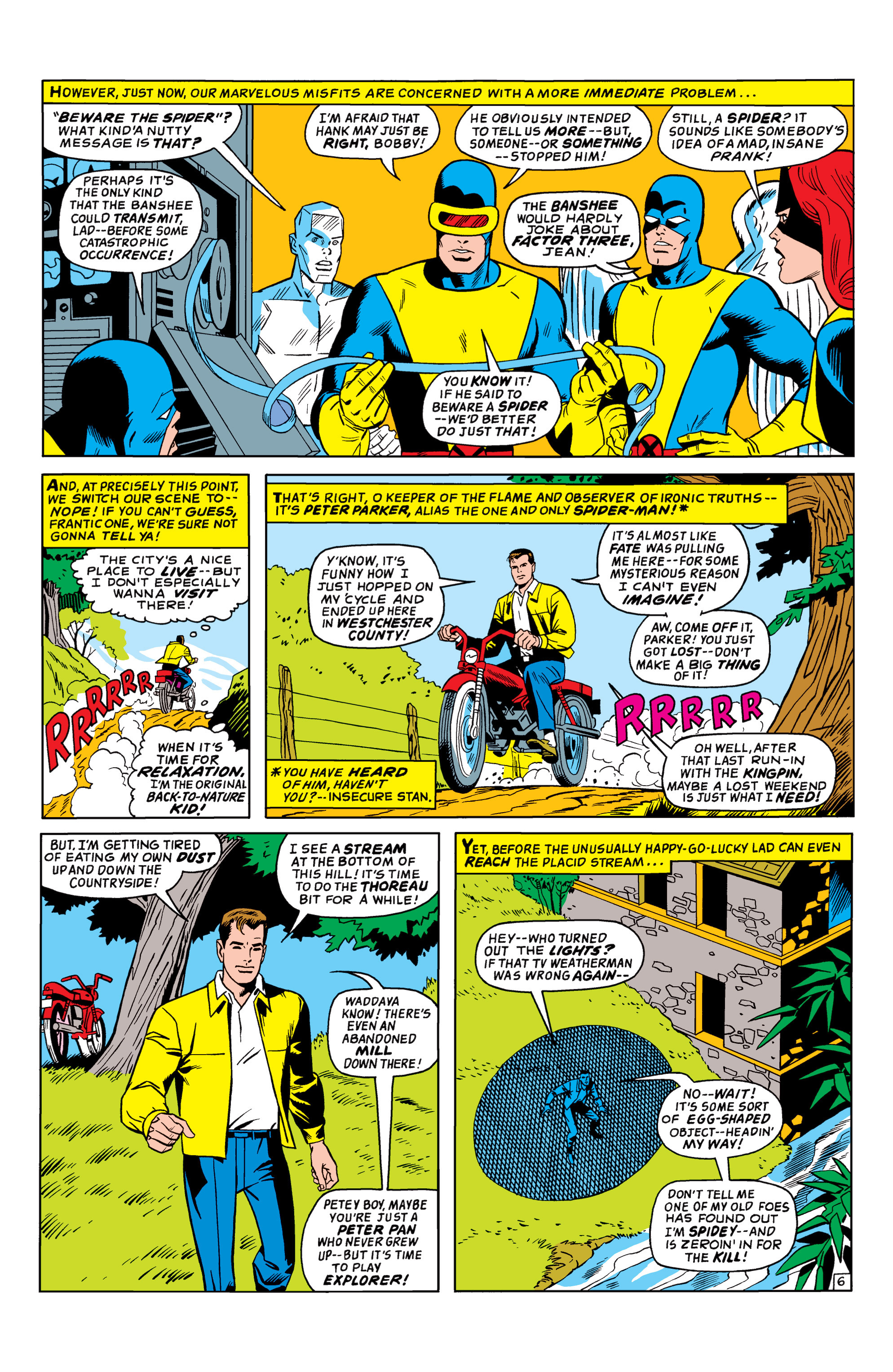 Uncanny X-Men (1963) 35 Page 6