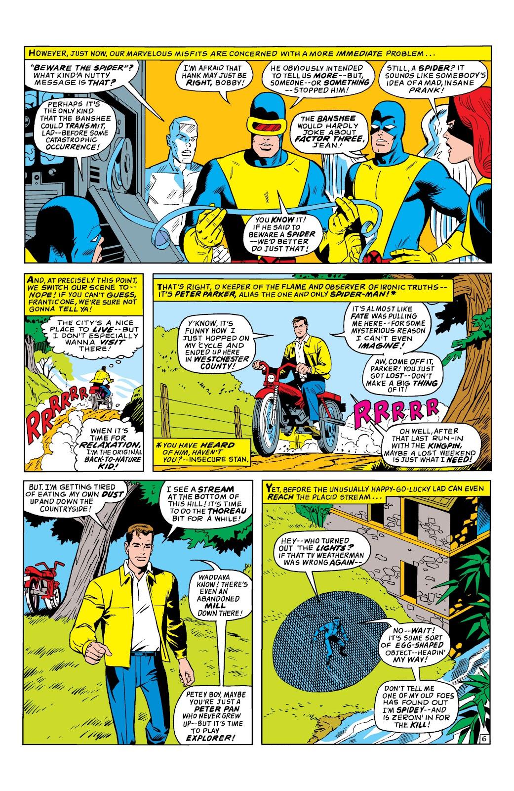 Uncanny X-Men (1963) issue 35 - Page 7