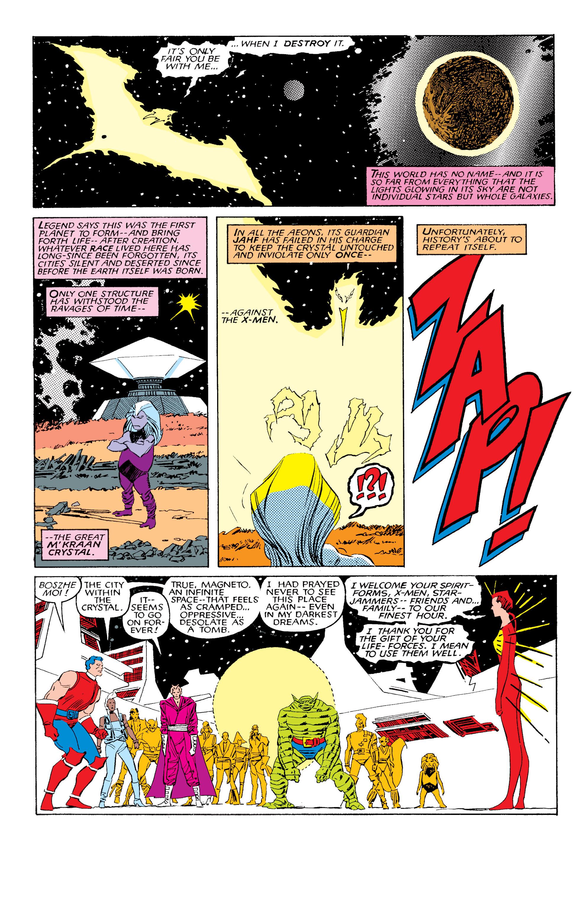 Read online Uncanny X-Men (1963) comic -  Issue #203 - 13