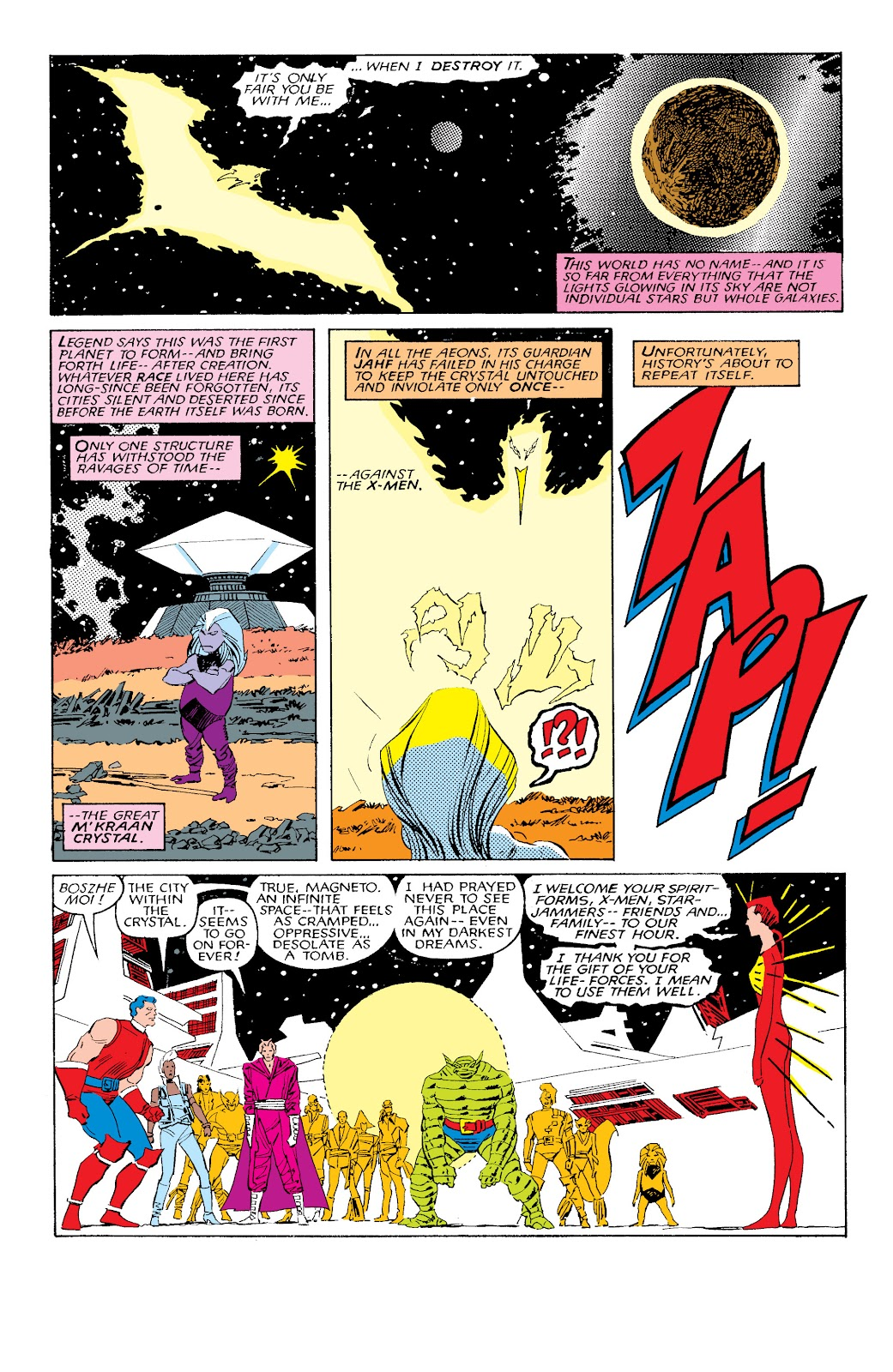 Uncanny X-Men (1963) issue 203 - Page 13