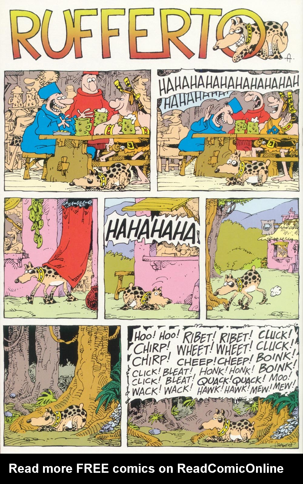 Read online Sergio Aragonés Groo the Wanderer comic -  Issue #96 - 34
