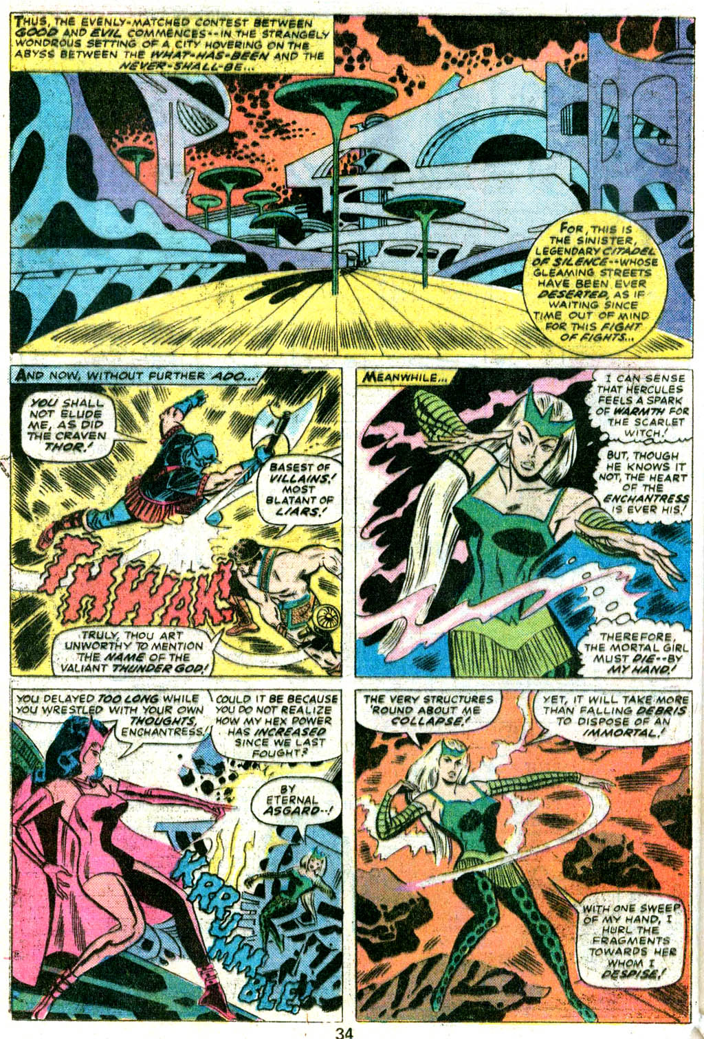 Giant-Size Avengers (1974) issue 5 - Page 26
