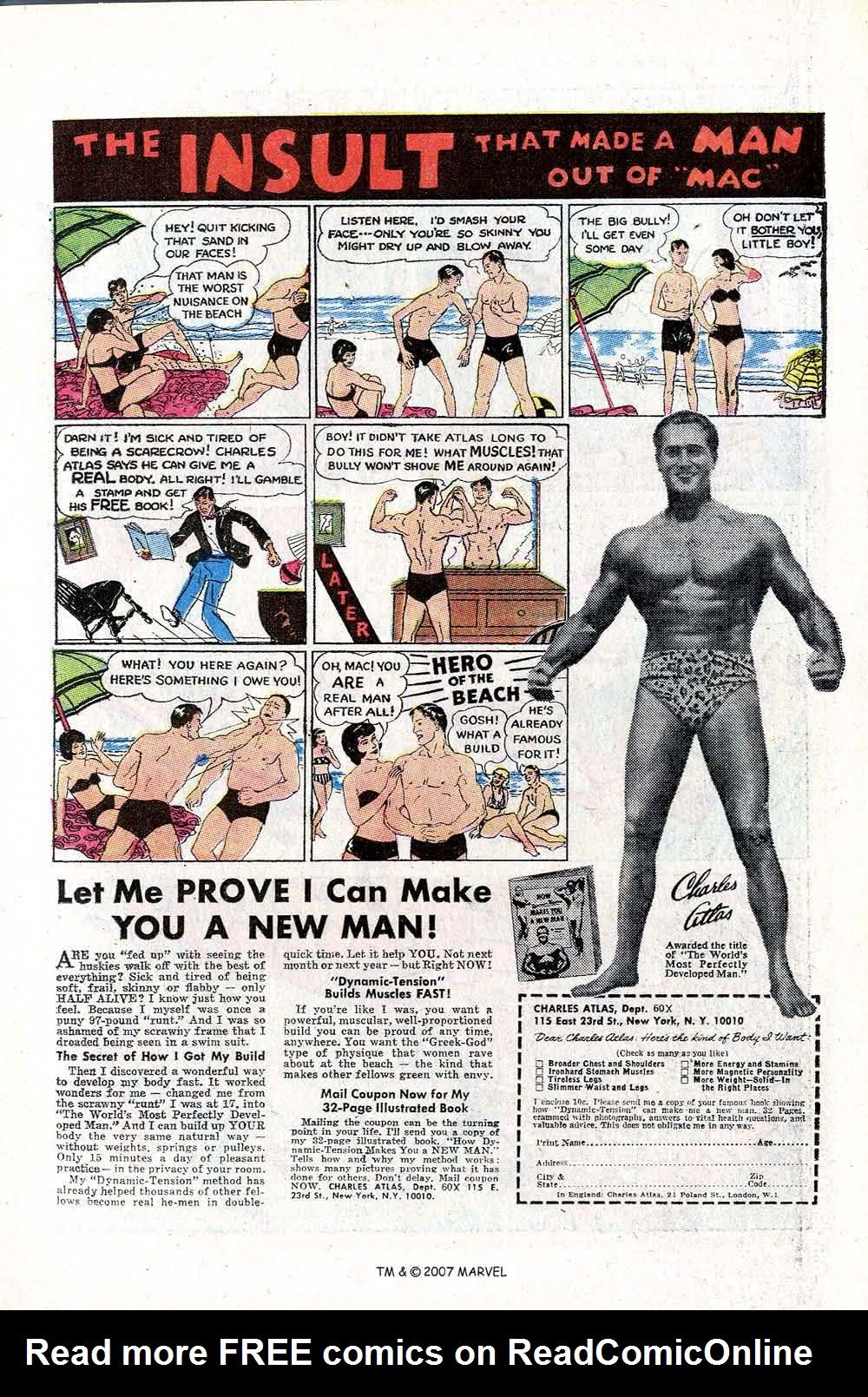 Read online Captain America (1968) comic -  Issue # _Annual 2 - 11