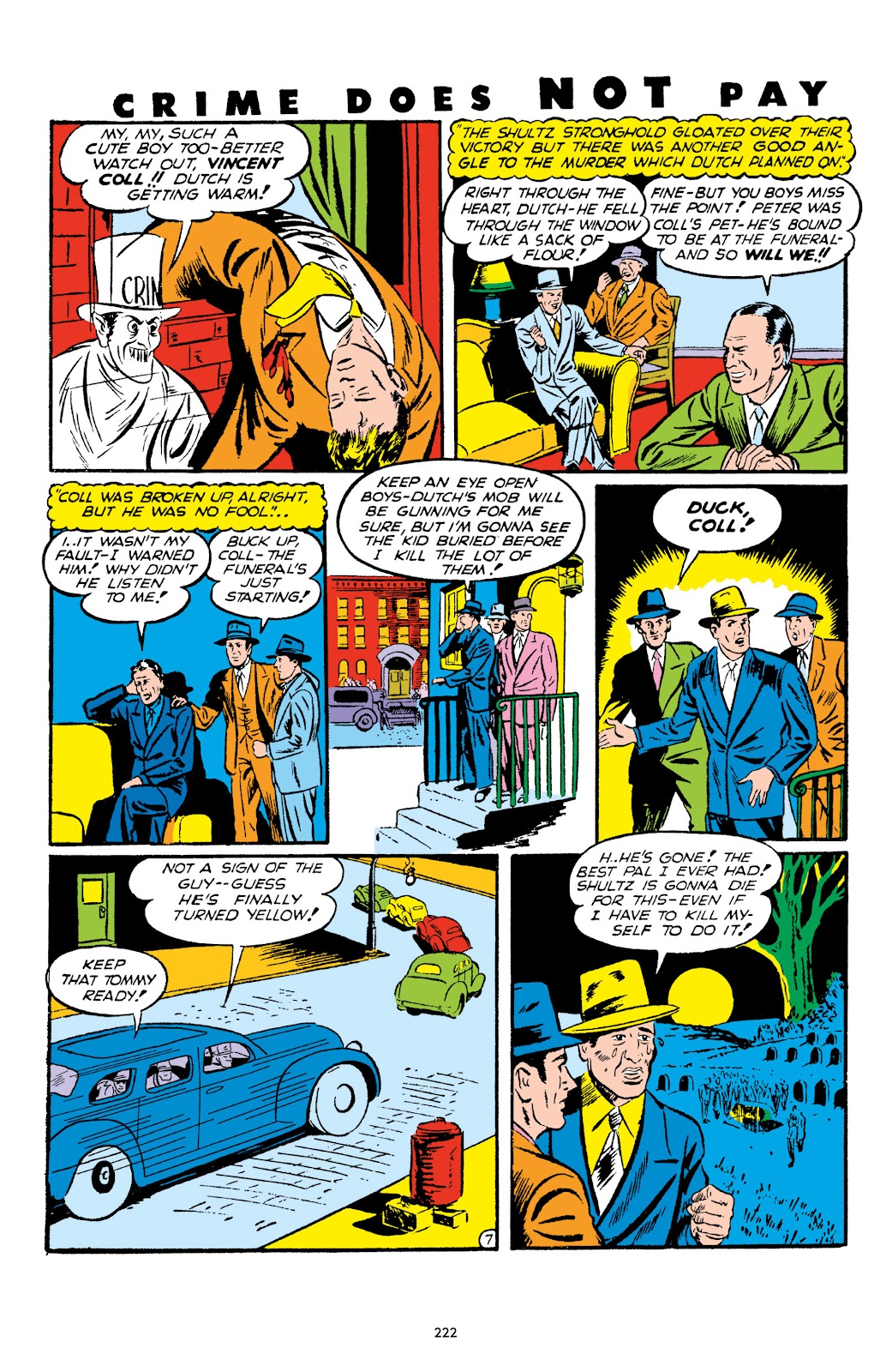 Read online Crime Does Not Pay Archives comic -  Issue # TPB 1 (Part 3) - 25