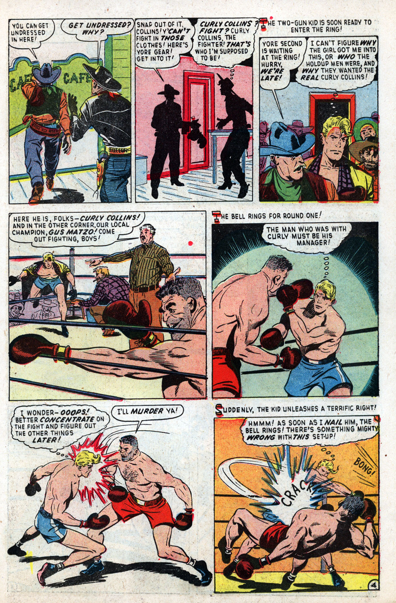 Read online Two-Gun Kid comic -  Issue #3 - 25