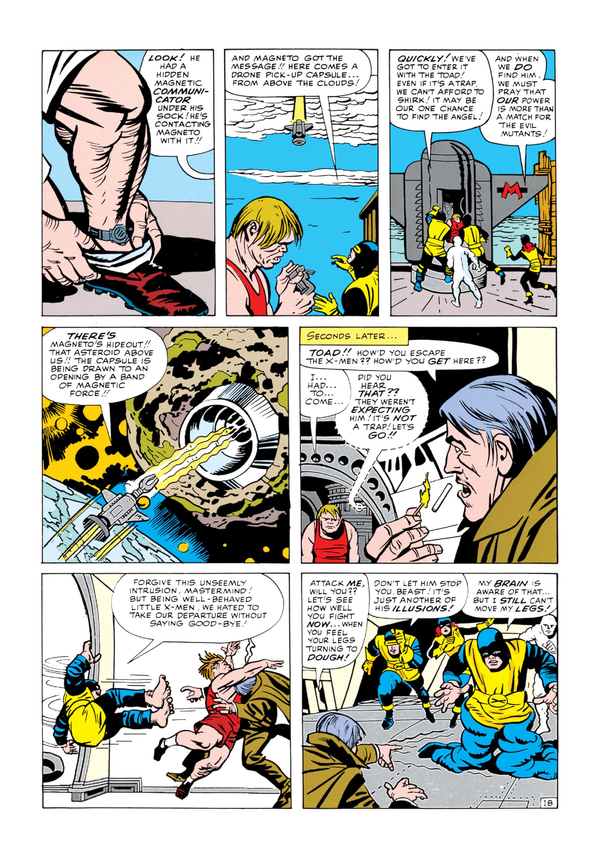 Read online Uncanny X-Men (1963) comic -  Issue #5 - 19