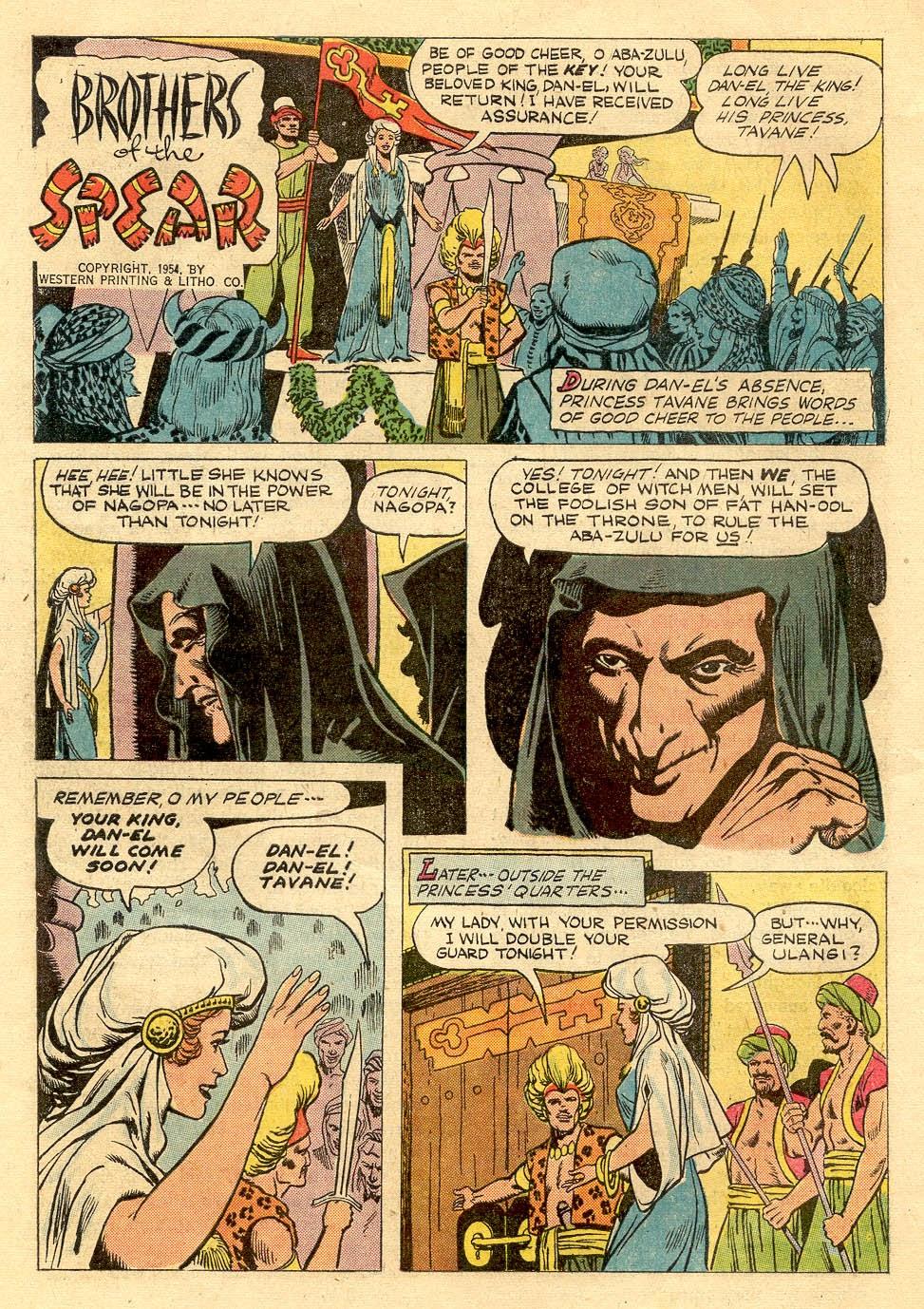 Tarzan (1948) issue 62 - Page 29