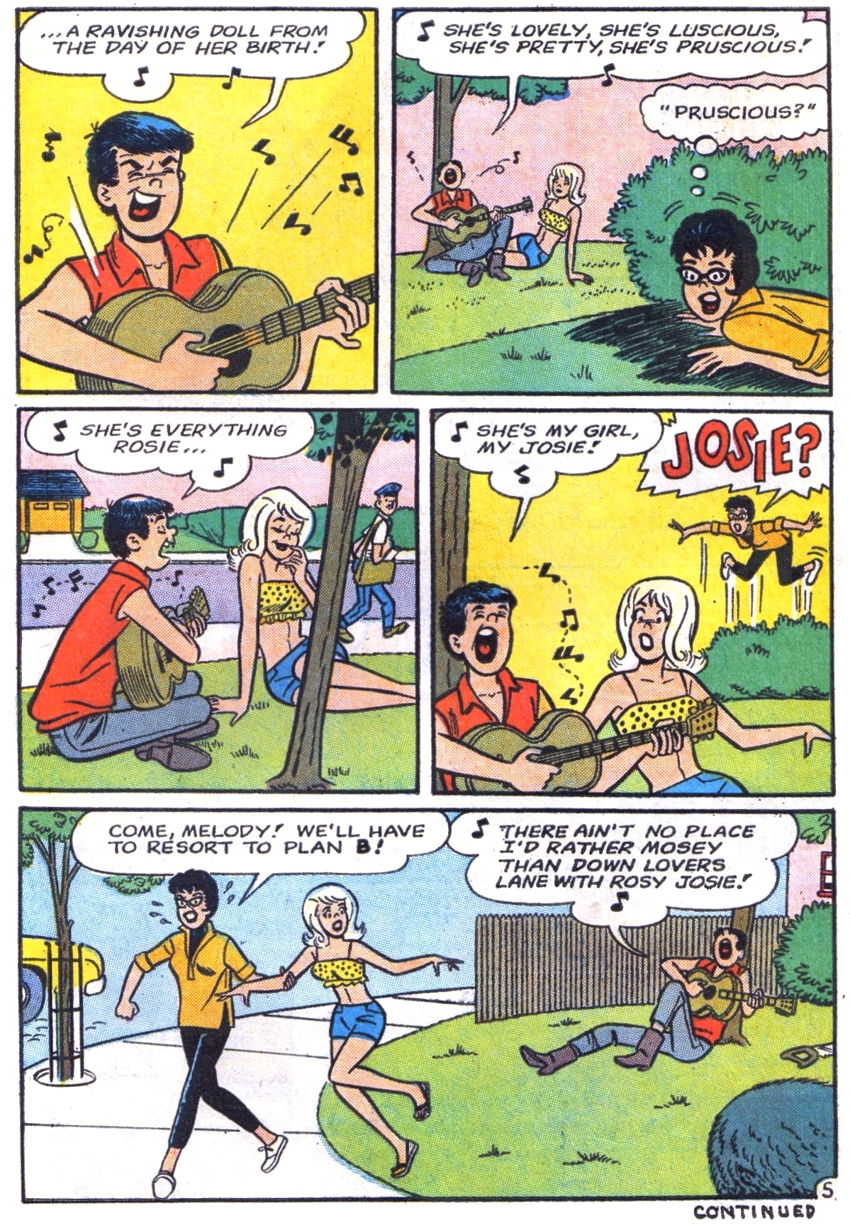 Read online She's Josie comic -  Issue #15 - 26