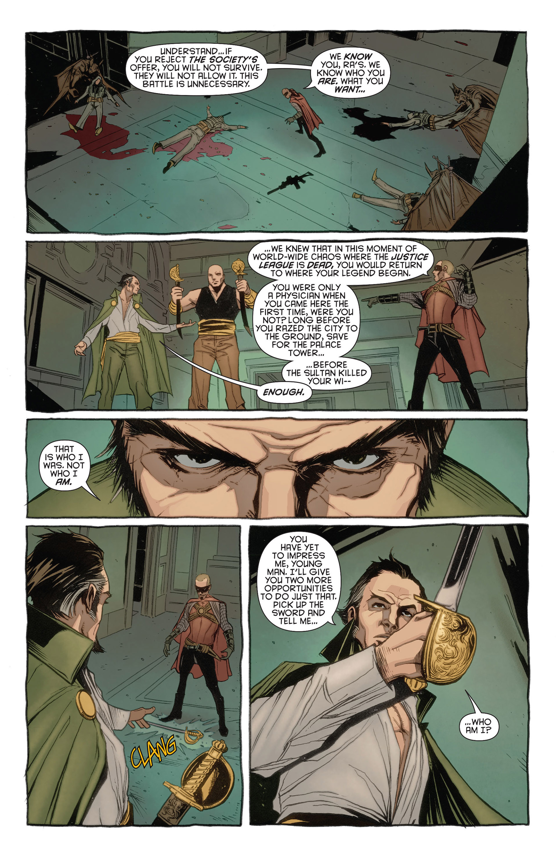 Read online Batman and Robin (2011) comic -  Issue #23.3 - 8