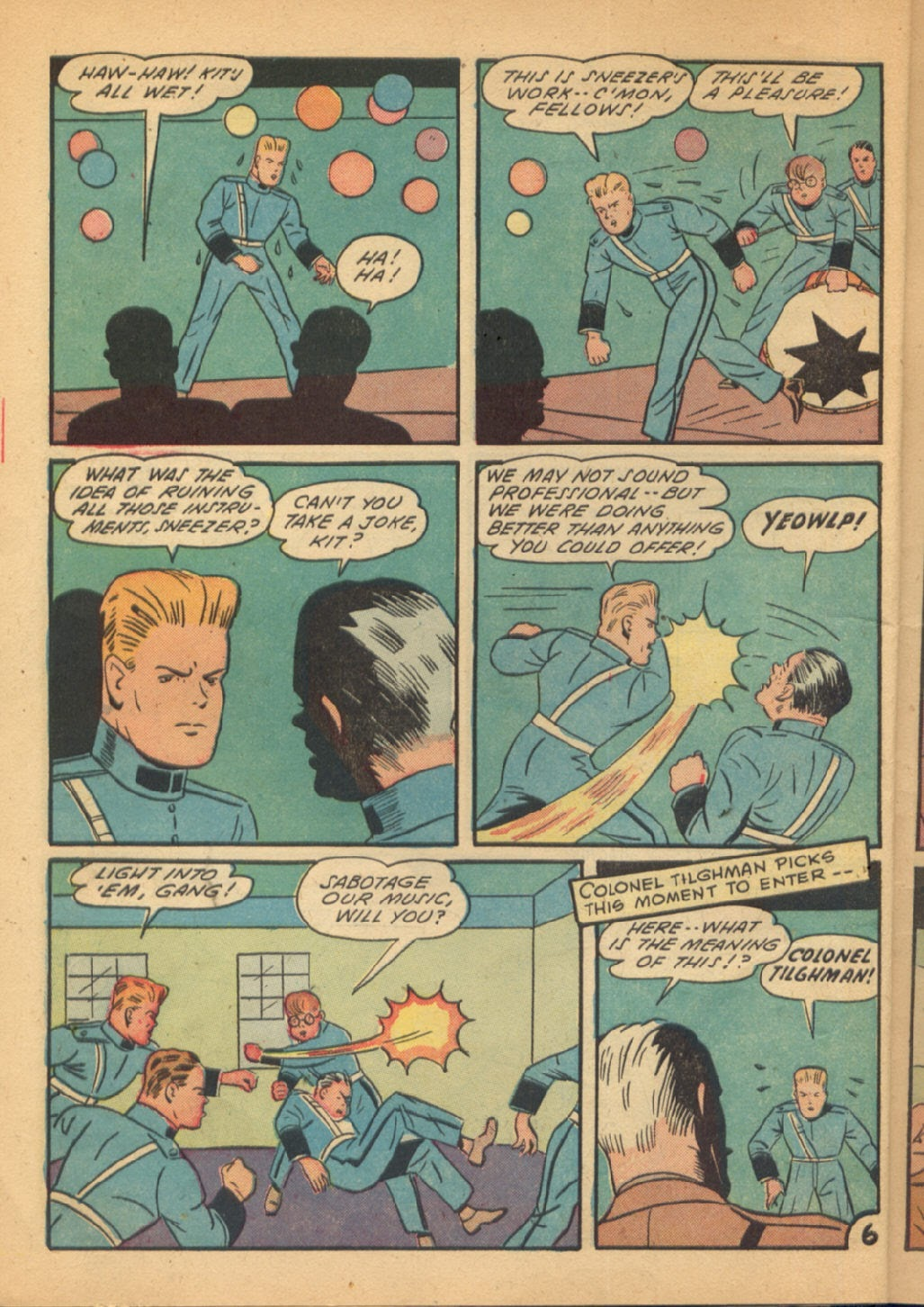 Target Comics issue 49 - Page 8