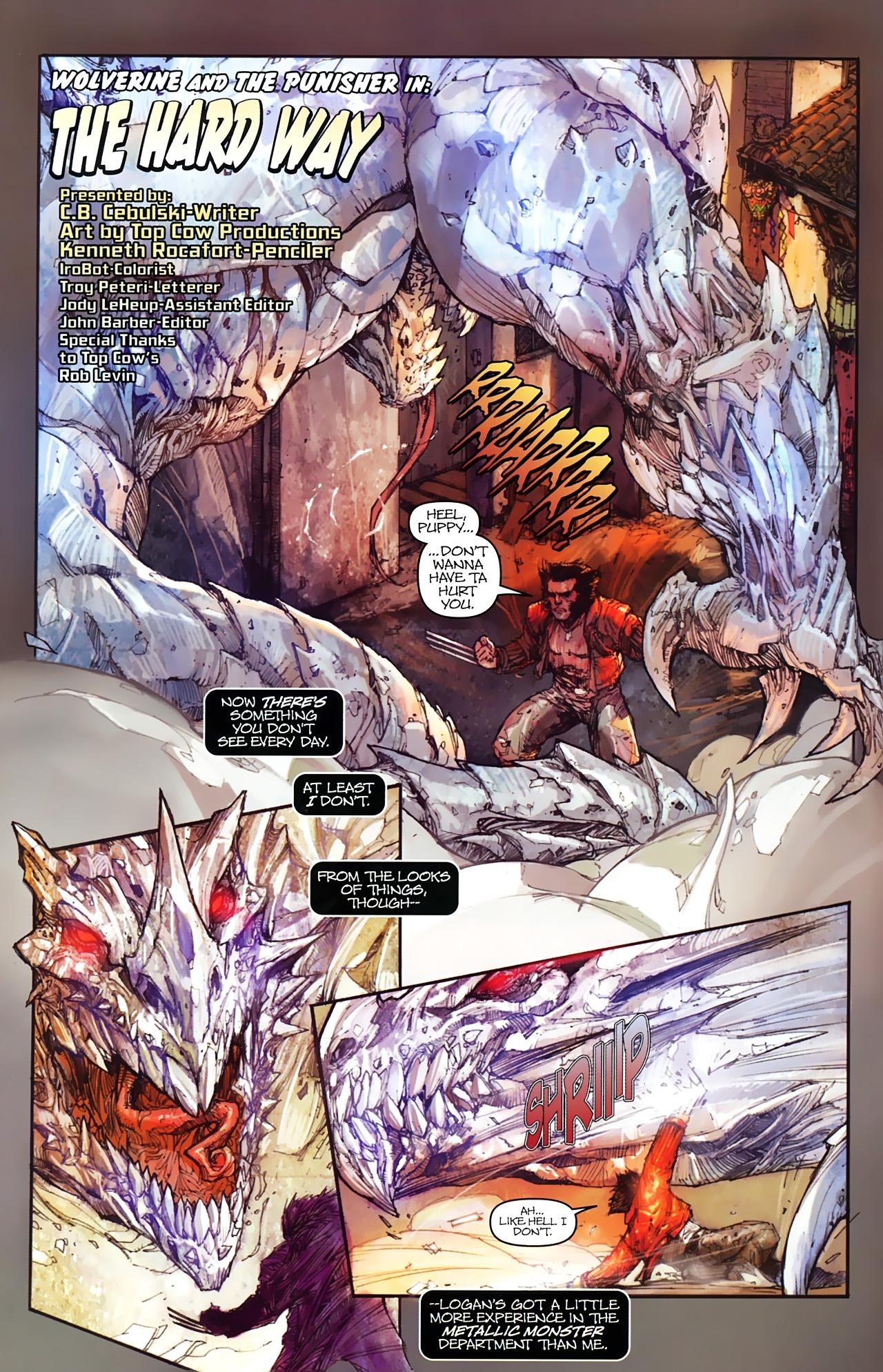 Read online Astonishing Tales (2009) comic -  Issue #2 - 3
