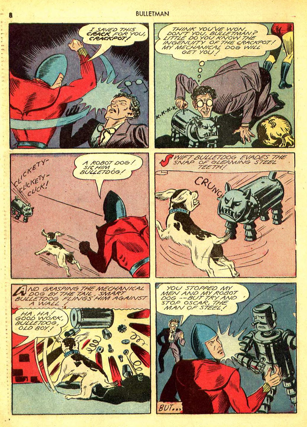 Bulletman issue 12 - Page 7