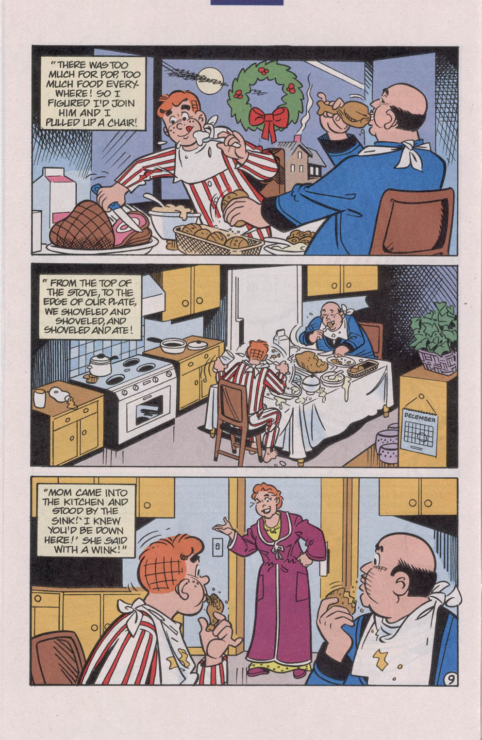 Read online Archie (1960) comic -  Issue #543 - 14