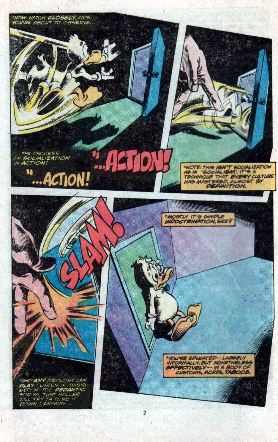Howard the Duck (1976) Issue #10 #11 - English 3