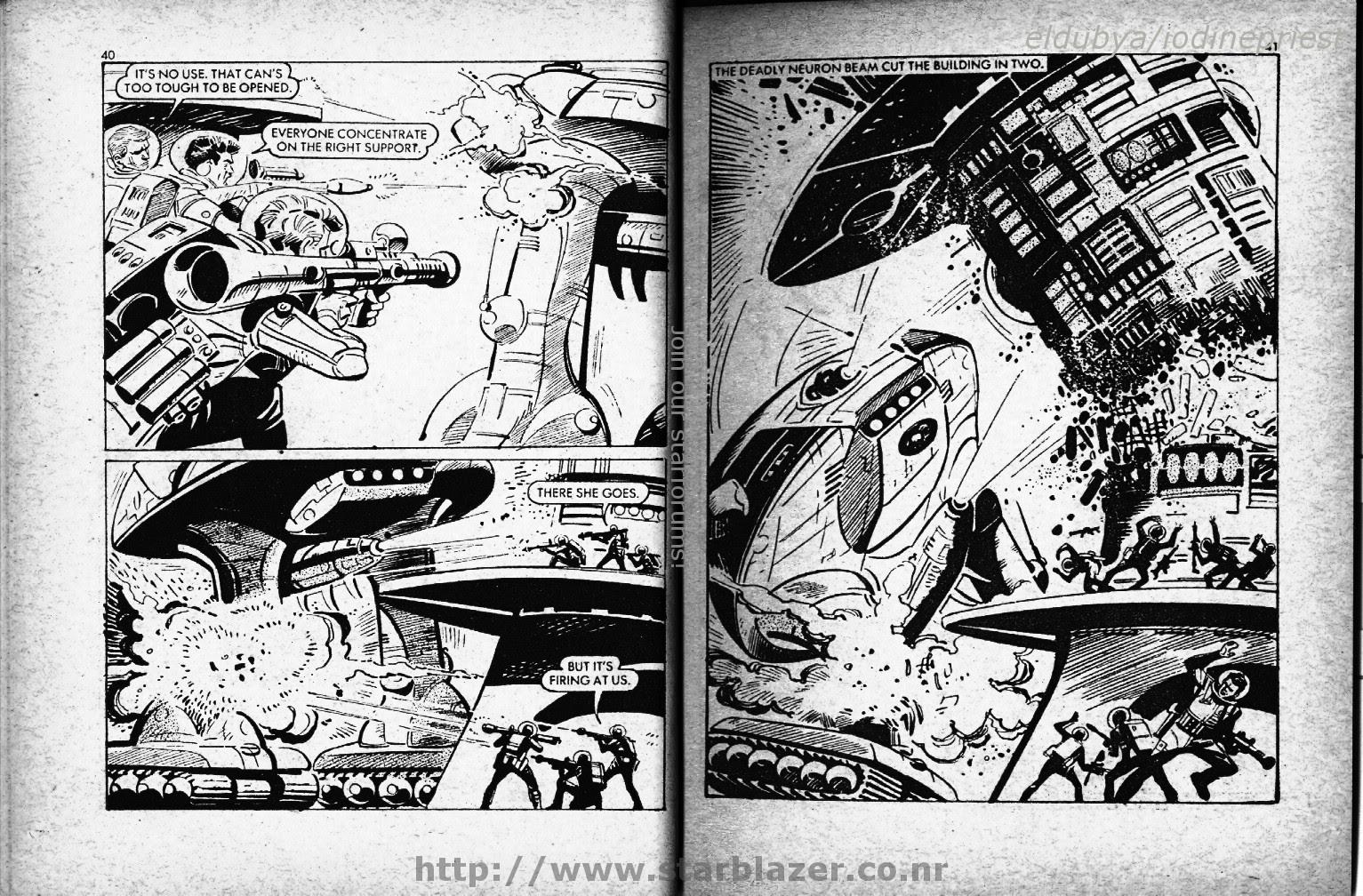 Starblazer issue 60 - Page 22