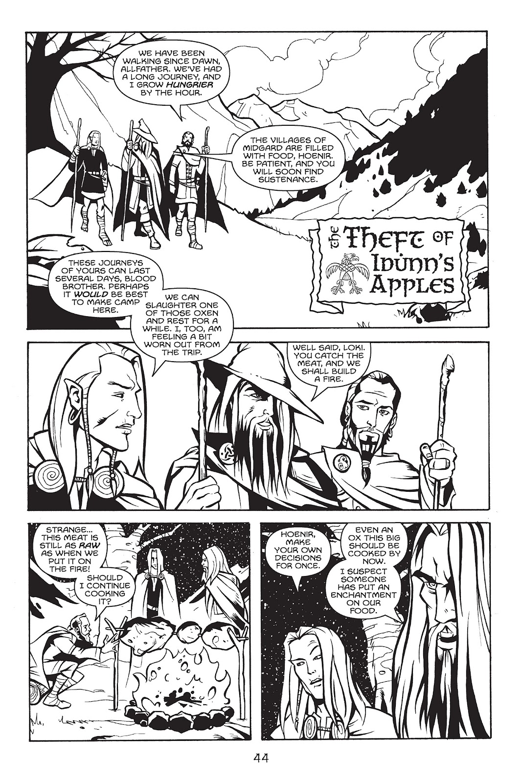 Read online Gods of Asgard comic -  Issue # TPB (Part 1) - 45