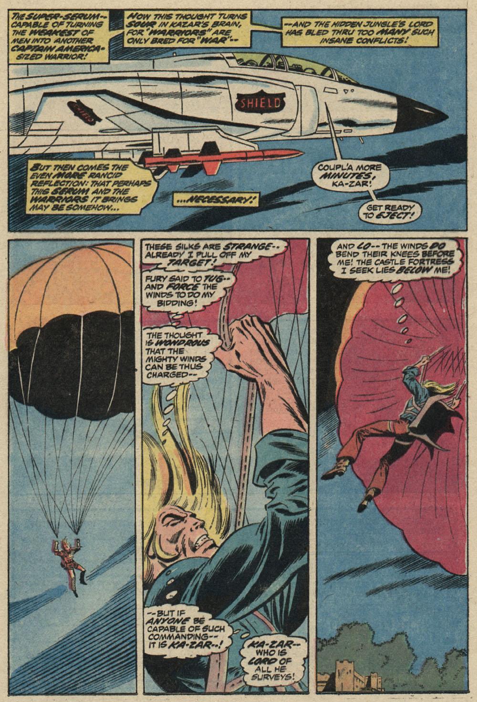 Read online Astonishing Tales (1970) comic -  Issue #19 - 11
