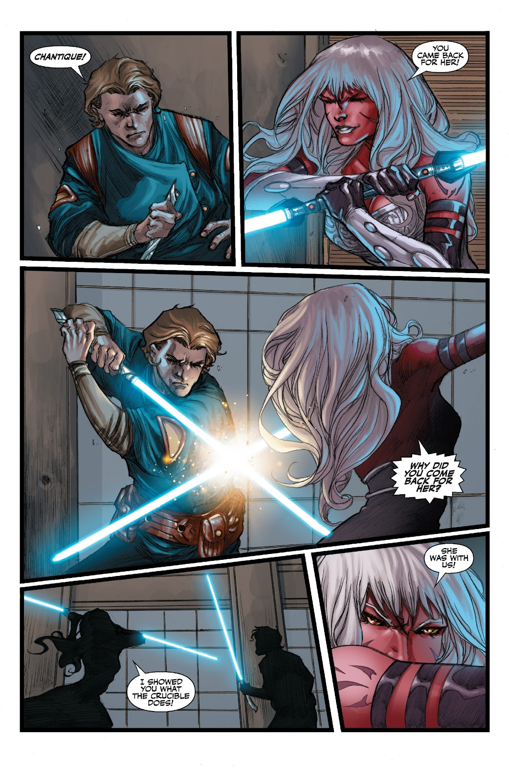 Read online Star Wars Legends: The Old Republic - Epic Collection comic -  Issue # TPB 3 (Part 3) - 82