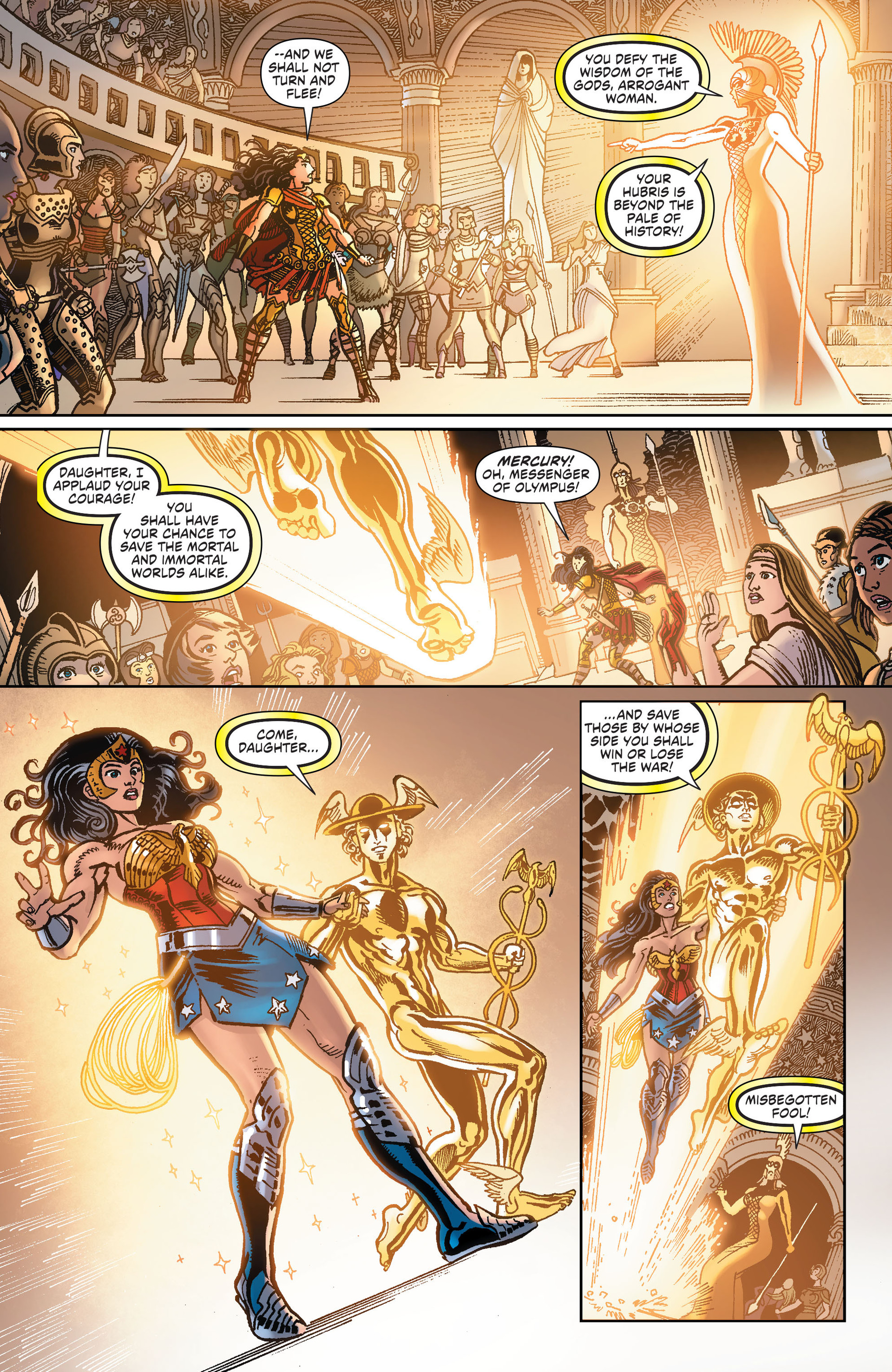 Read online Worlds' Finest comic -  Issue #28 - 5