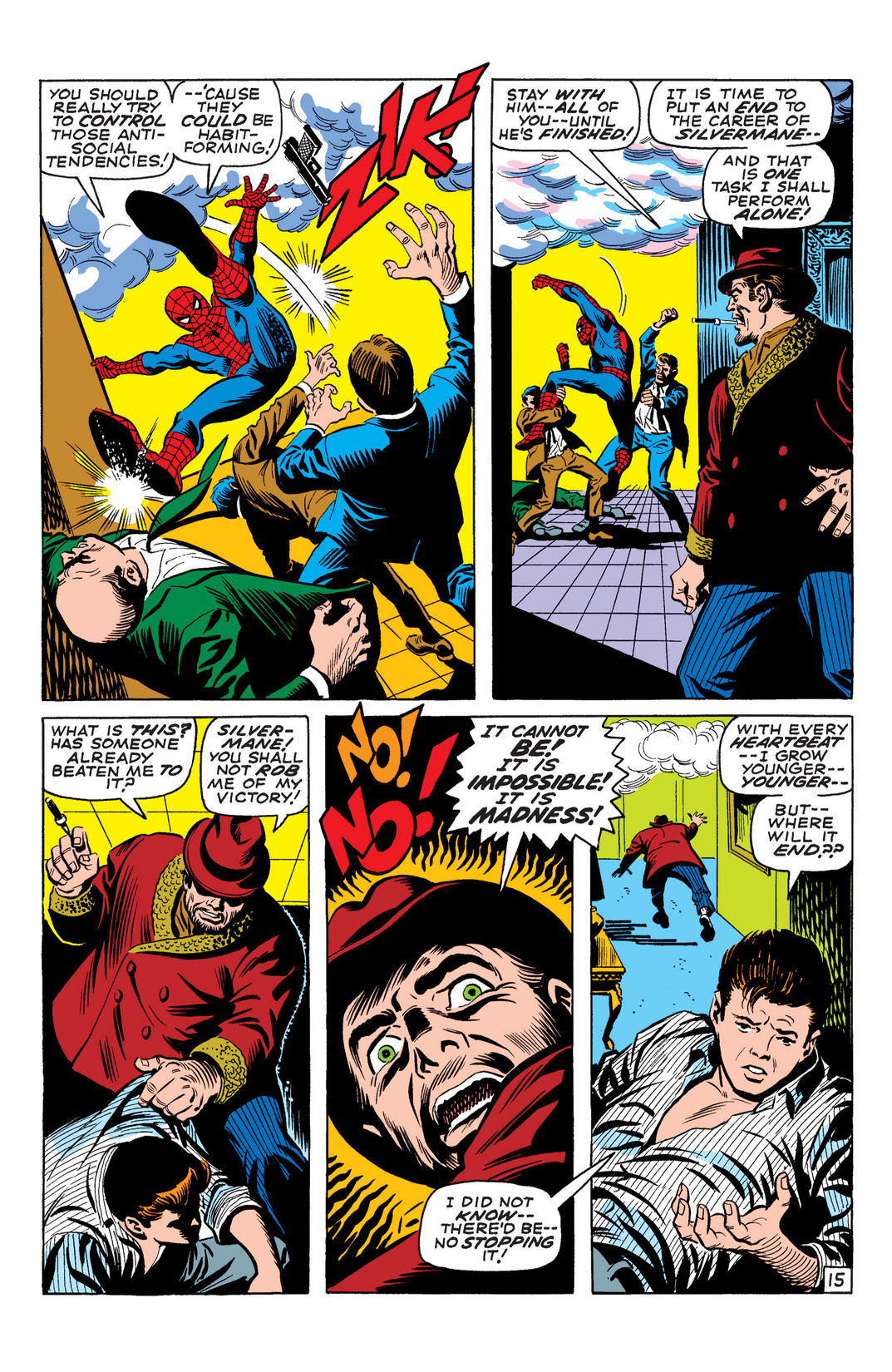 The Amazing Spider-Man (1963) 75 Page 15