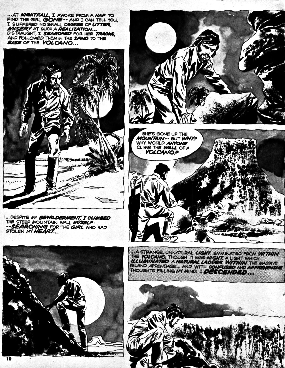 Scream (1973) issue 7 - Page 10