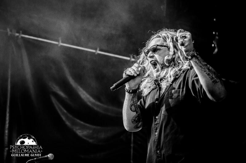 Inglorious @Raismes Fest 18, 10/09/2016