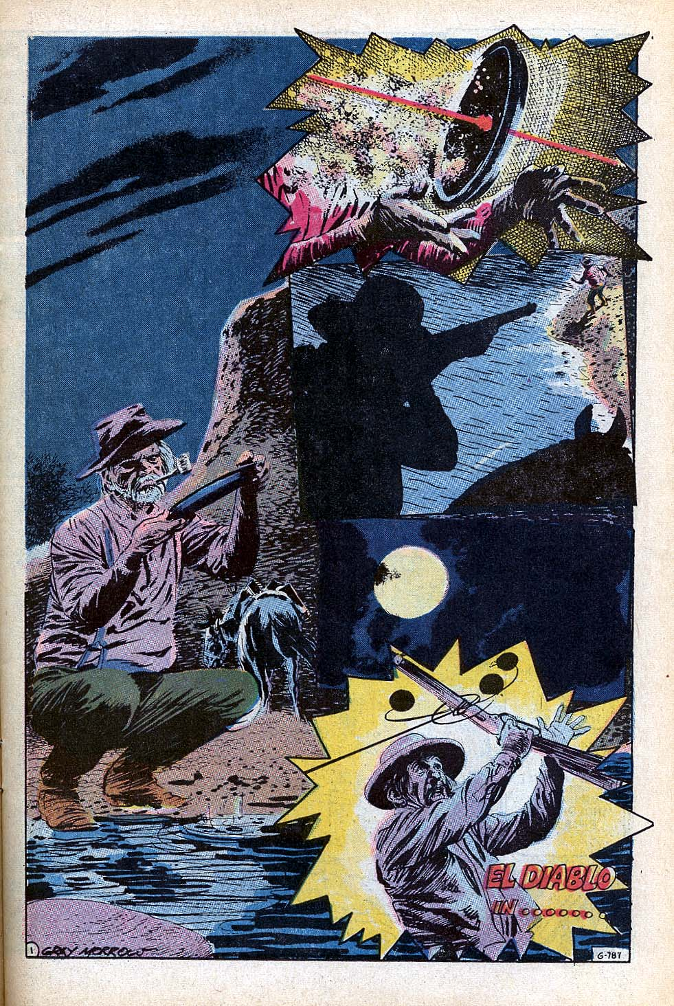 Read online All-Star Western (1970) comic -  Issue #3 - 12